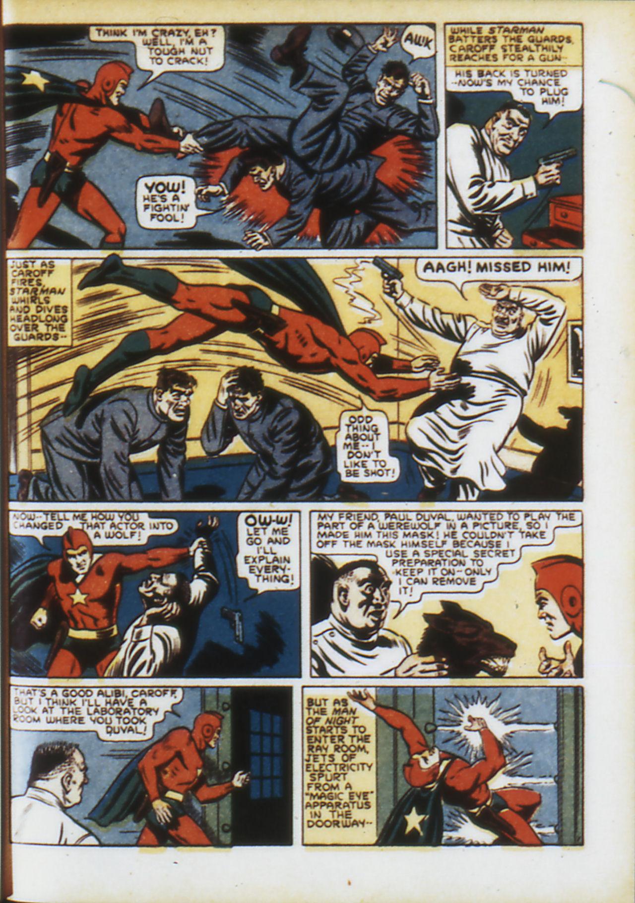 Read online Adventure Comics (1938) comic -  Issue #74 - 10