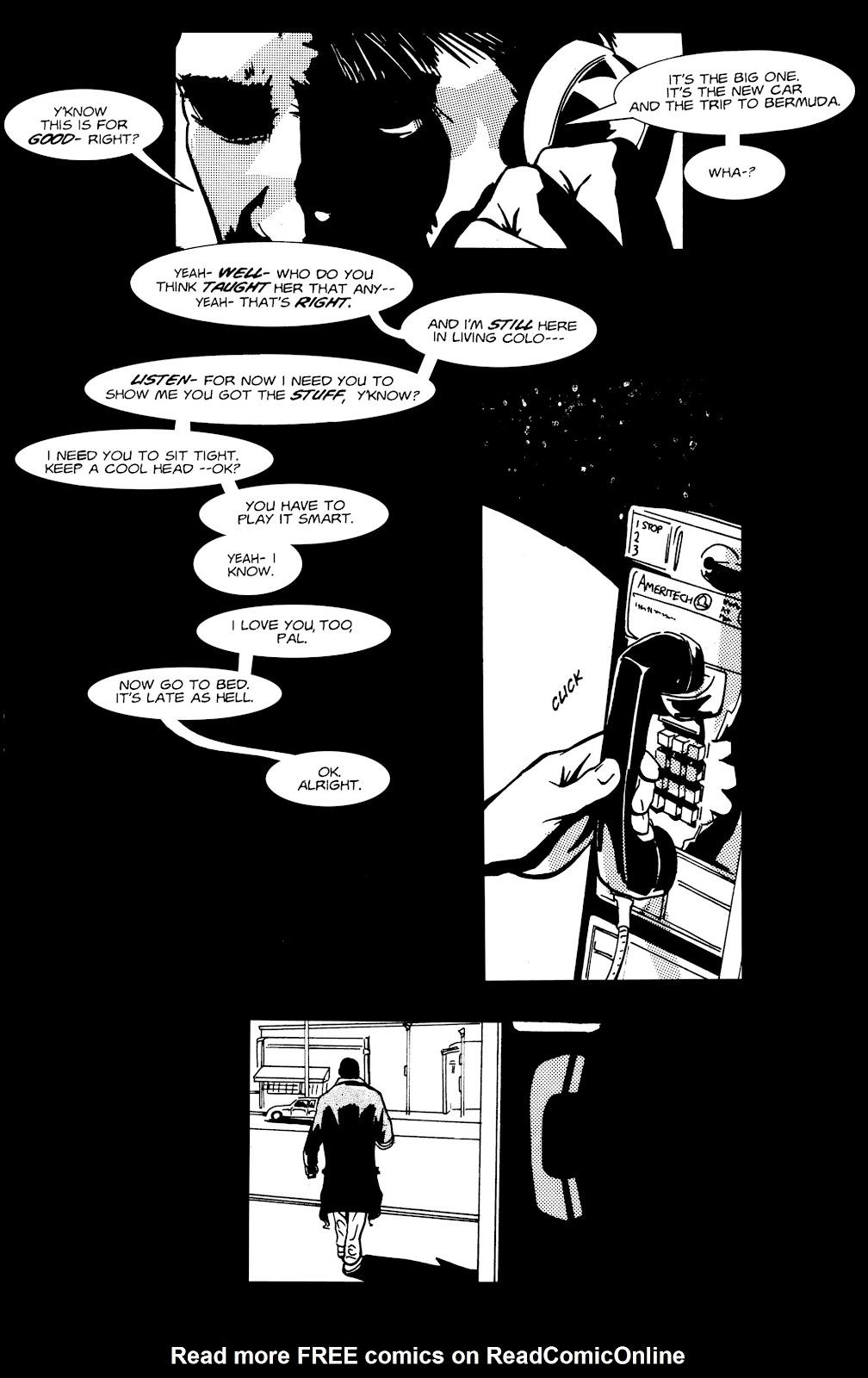 Read online Goldfish comic -  Issue # TPB (Part 1) - 6