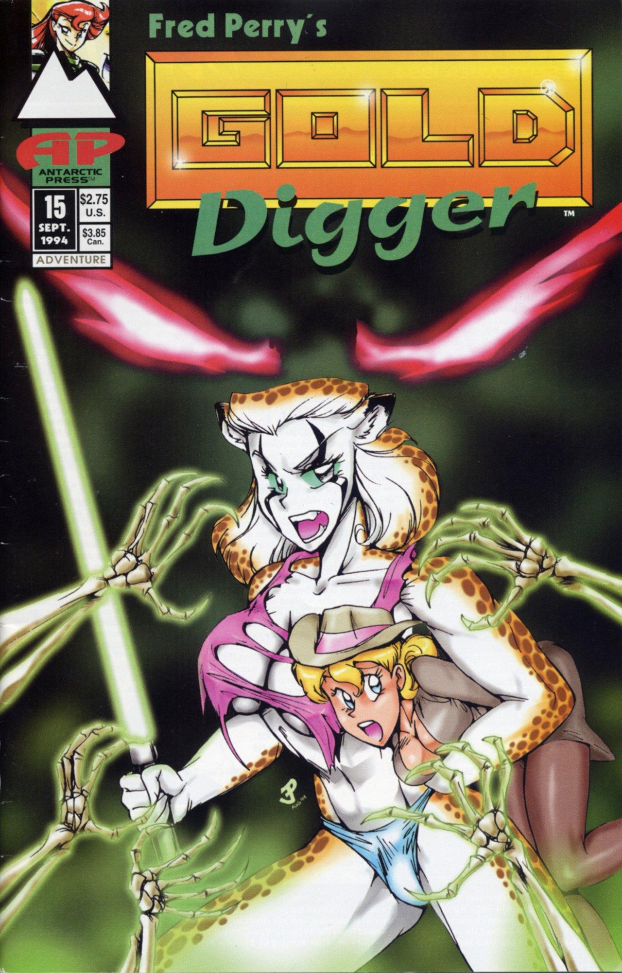 Gold Digger (1993) 15 Page 1