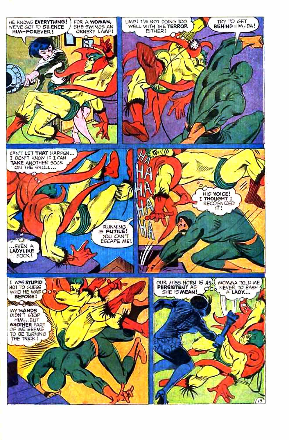 Beware The Creeper (1968) issue 1 - Page 27