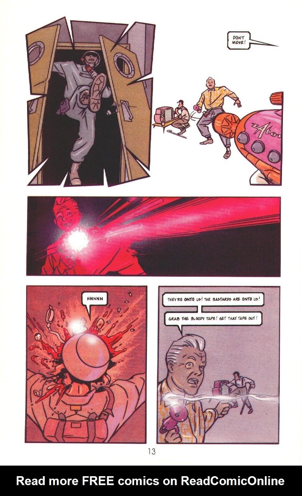 Read online Dare comic -  Issue #3 - 15