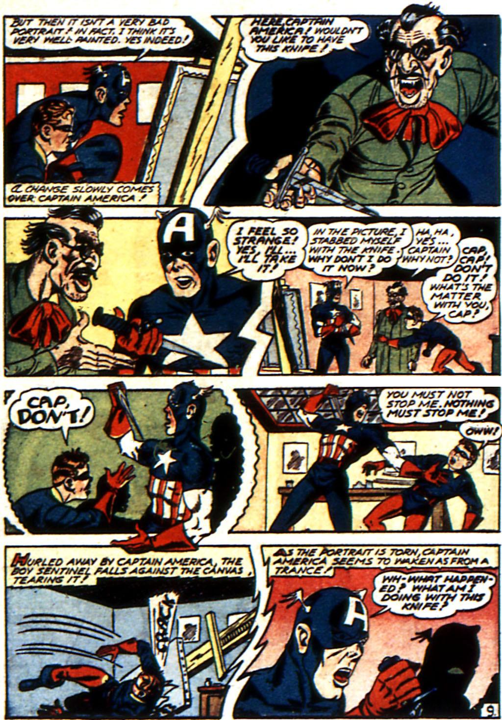 Read online All-Winners Comics comic -  Issue #3 - 24