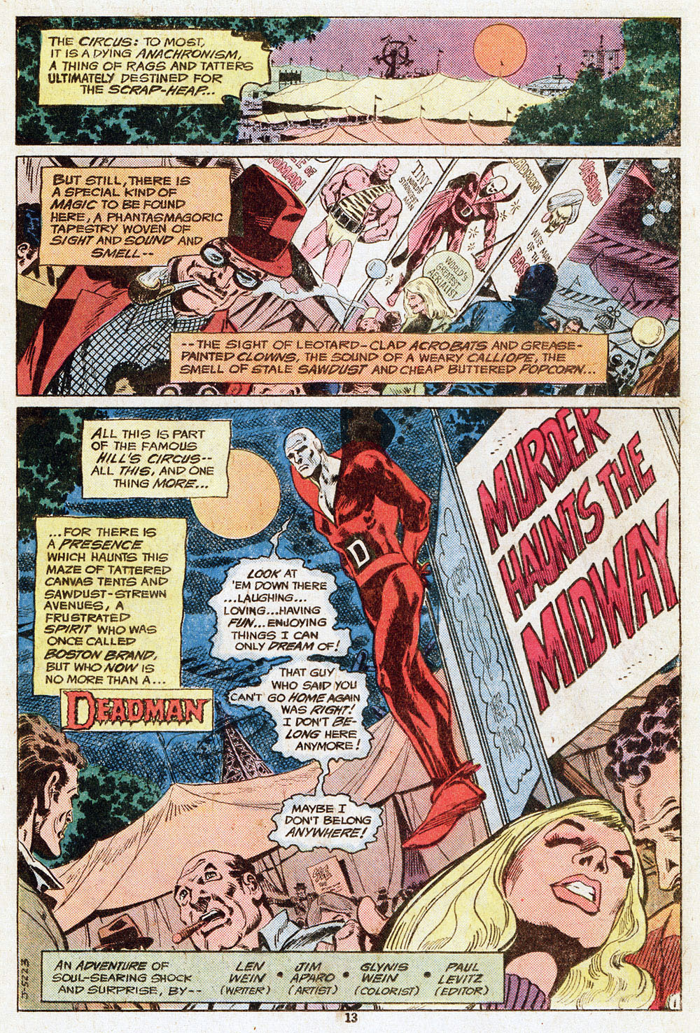 Read online Adventure Comics (1938) comic -  Issue #459 - 15