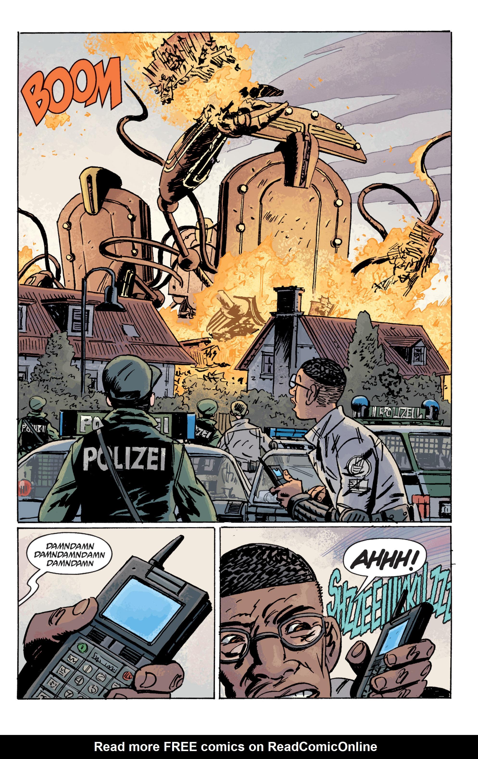 Read online B.P.R.D. (2003) comic -  Issue # TPB 10 - 86