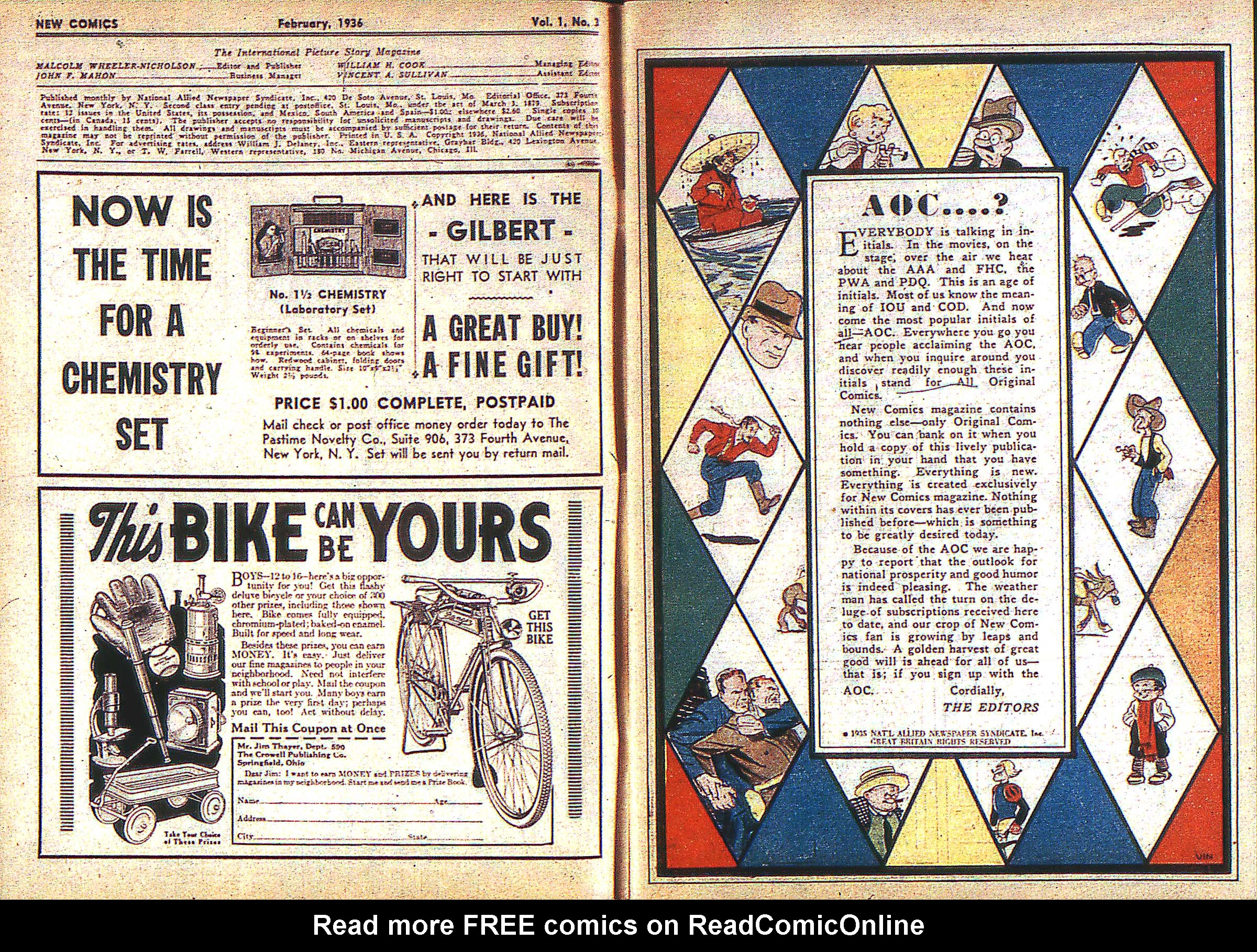 Read online Adventure Comics (1938) comic -  Issue #3 - 2