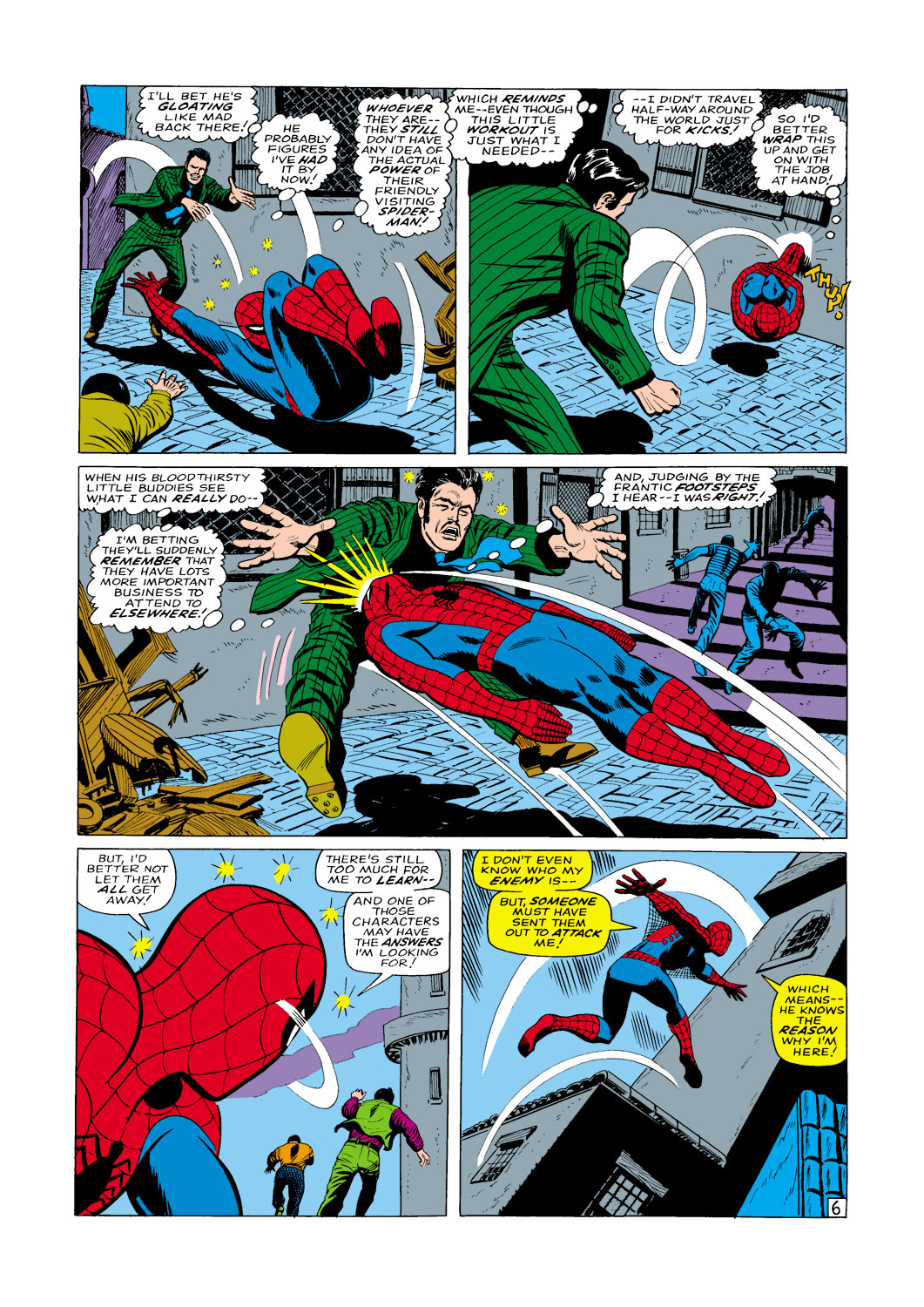 The Amazing Spider-Man (1963) _Annual_5 Page 6