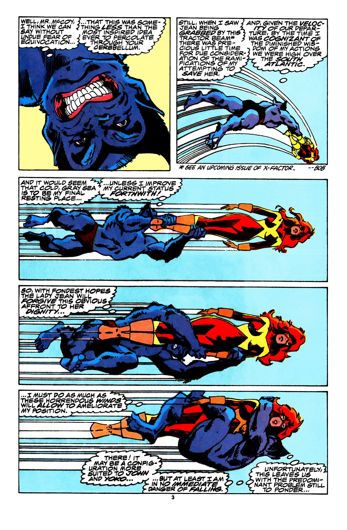 Read online X-Factor (1986) comic -  Issue # _ Annual 4 - 4