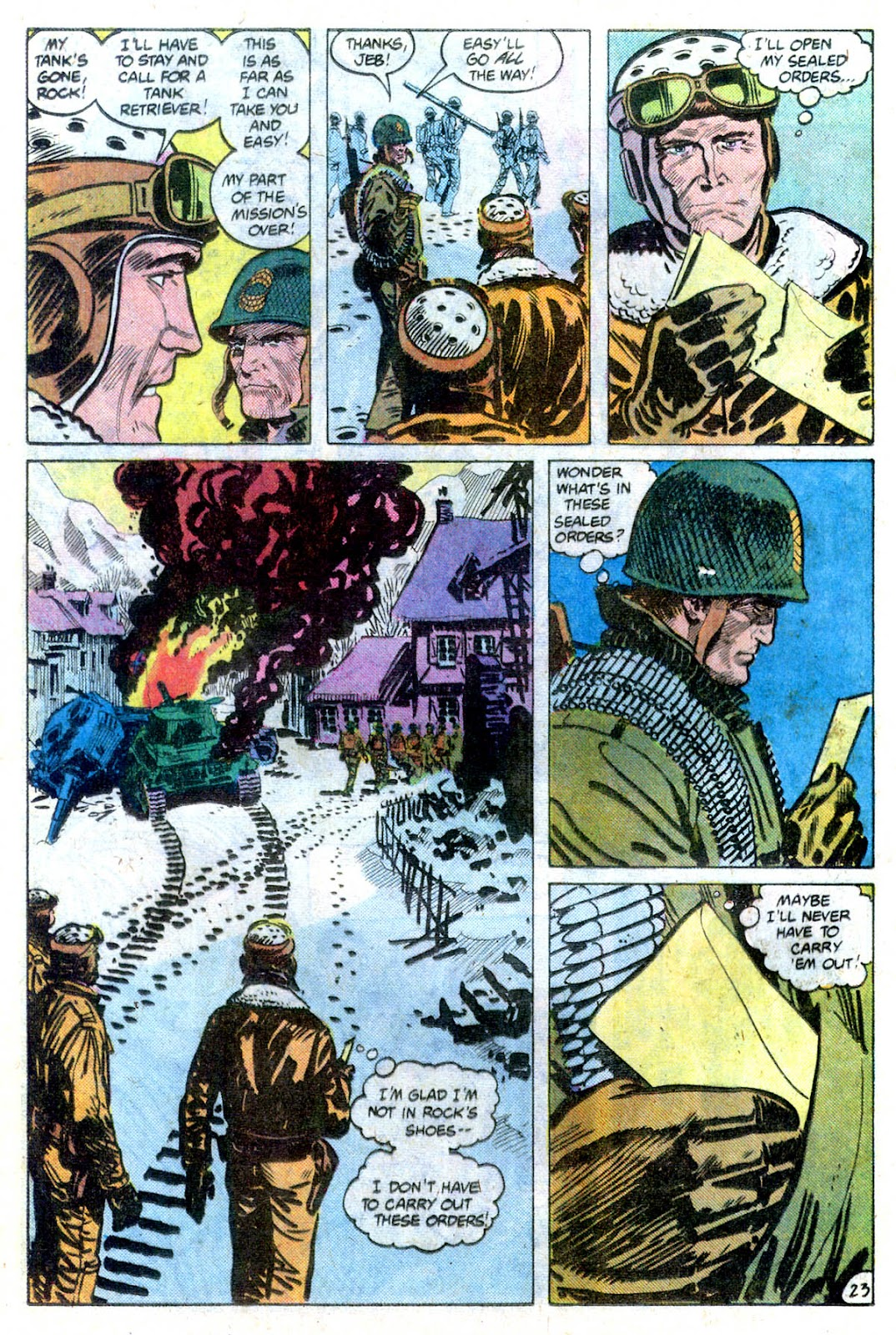Sgt. Rock issue Annual 2 - Page 25