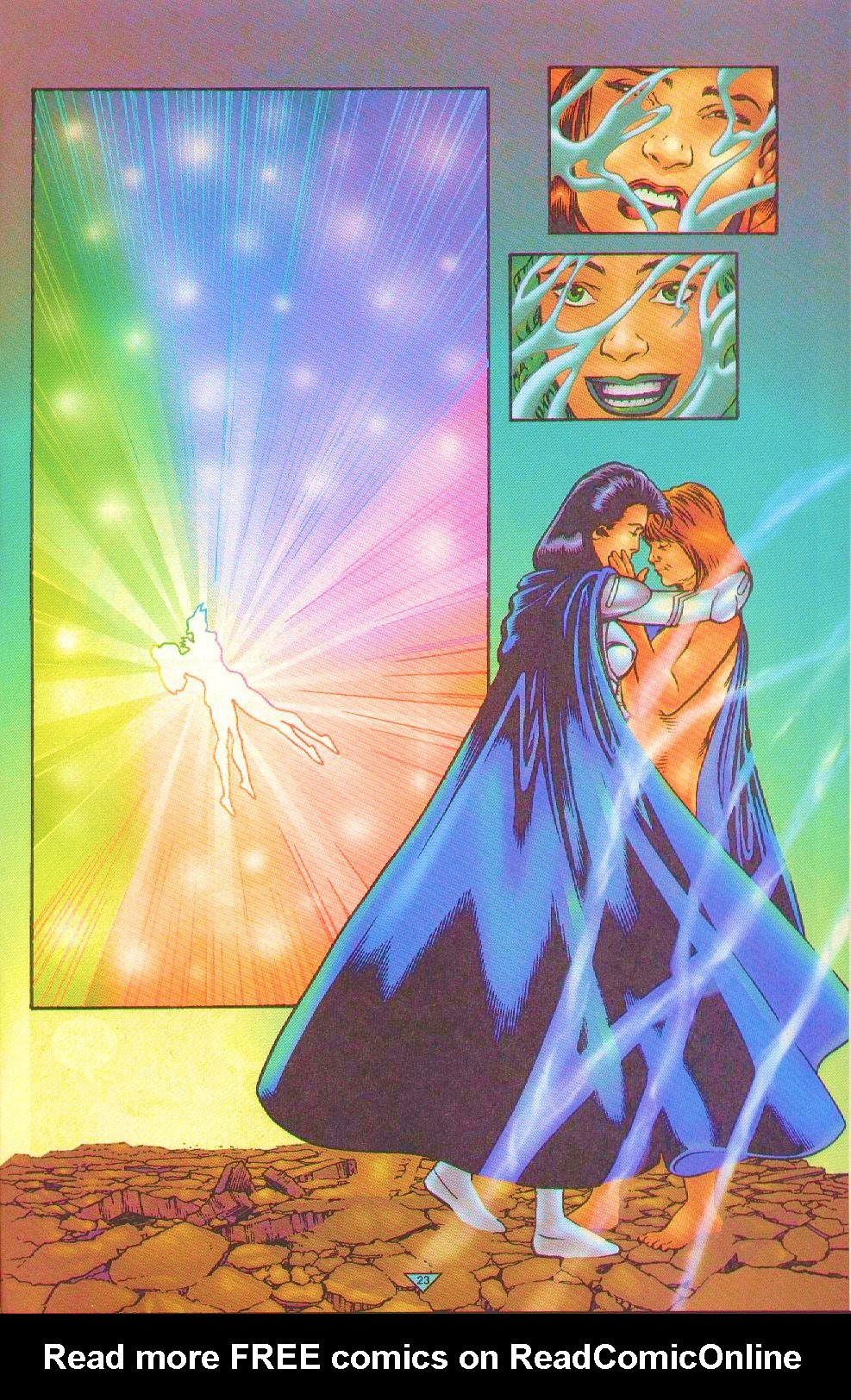 Read online Trinity Angels comic -  Issue #12 - 23