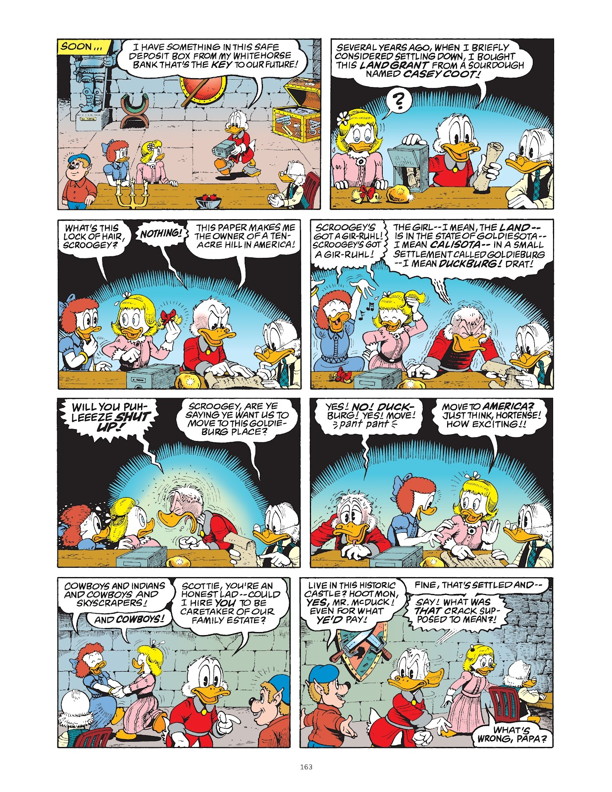 Read online The Complete Life and Times of Scrooge McDuck comic -  Issue # TPB 1 (Part 2) - 60