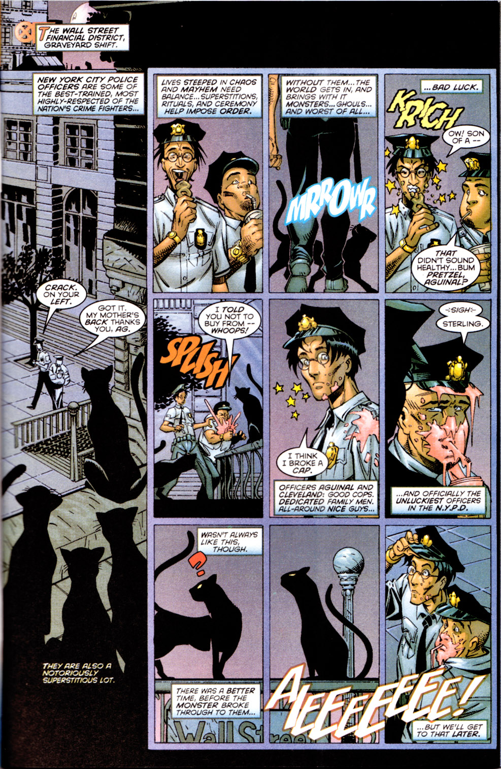 X-Men (1991) 79 Page 1