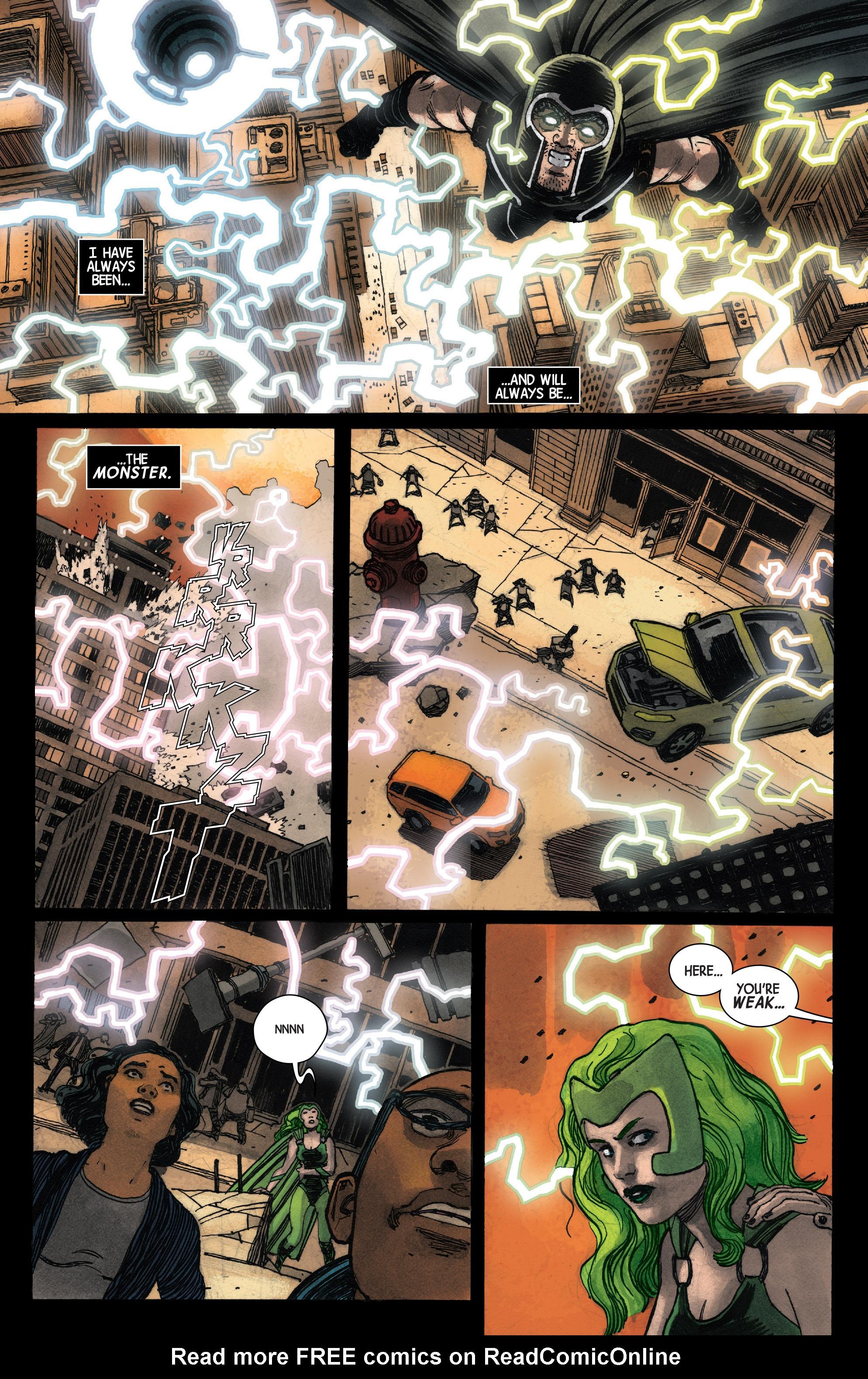Read online Secret Wars: Last Days of the Marvel Universe comic -  Issue # TPB (Part 1) - 204
