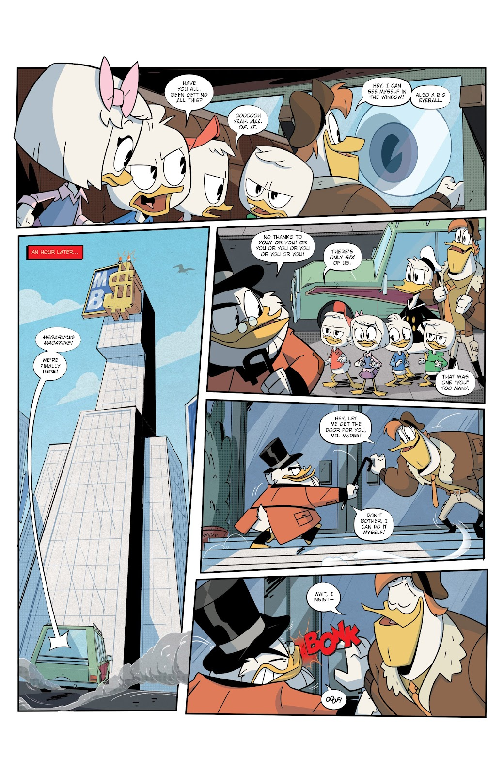 Read online Ducktales (2017) comic -  Issue #19 - 19