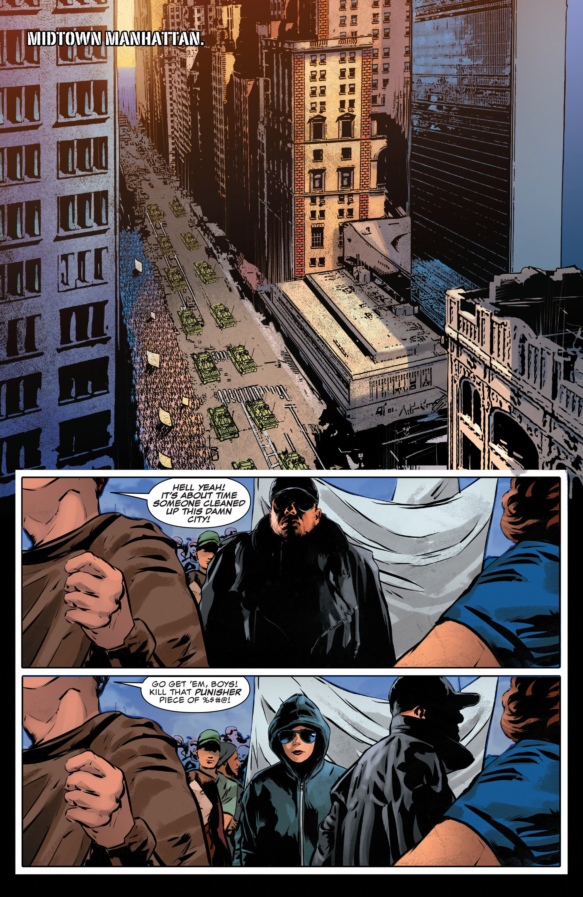 Read online The Punisher (2018) comic -  Issue #14 - 3