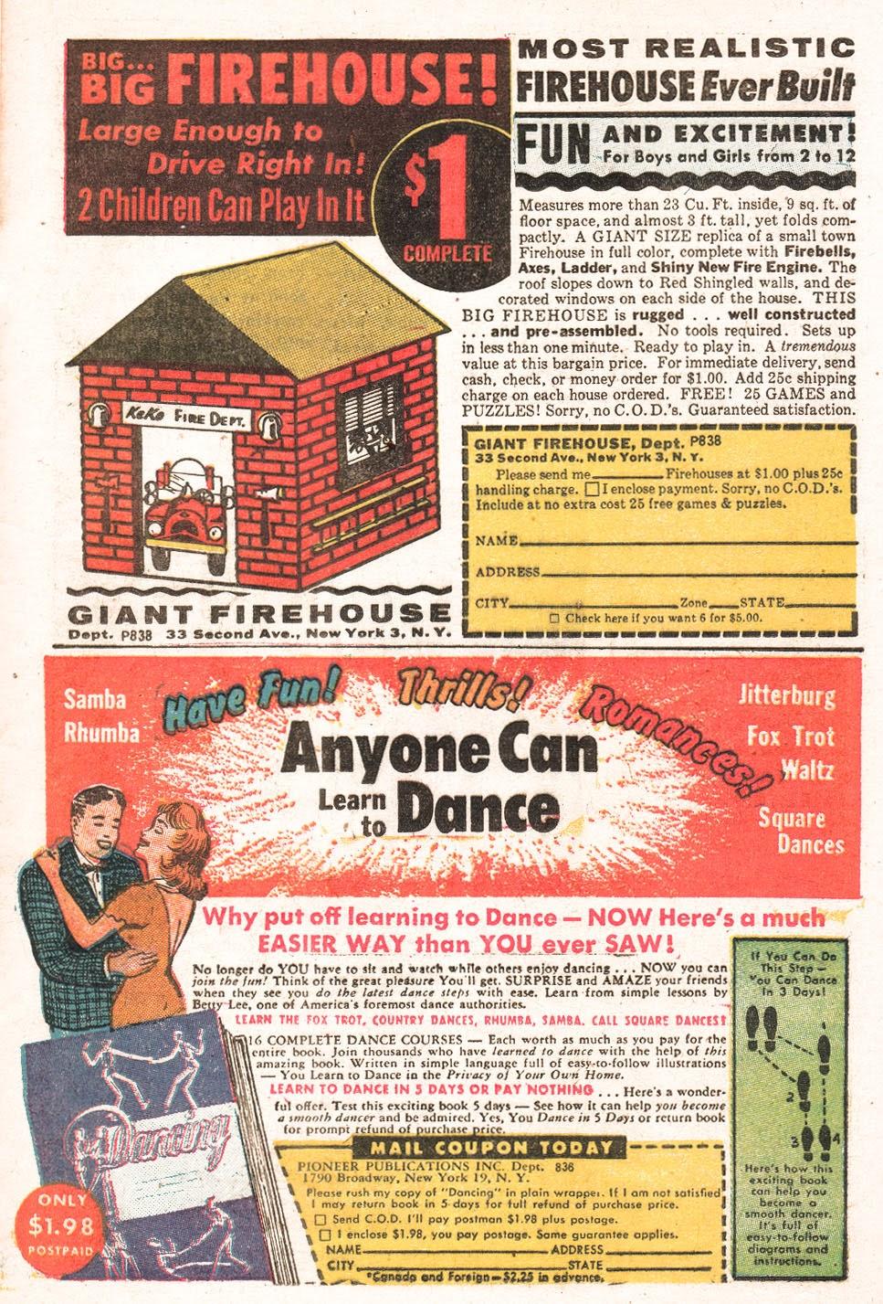 Love Romances (1949) issue 51 - Page 25
