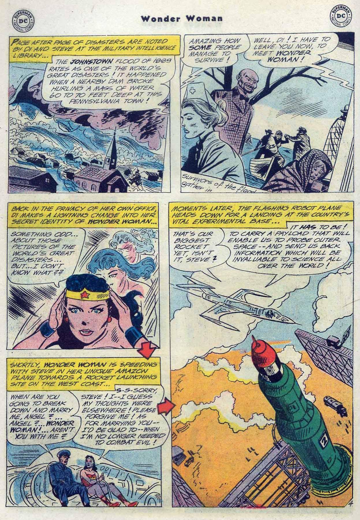 Read online Wonder Woman (1942) comic -  Issue #116 - 22