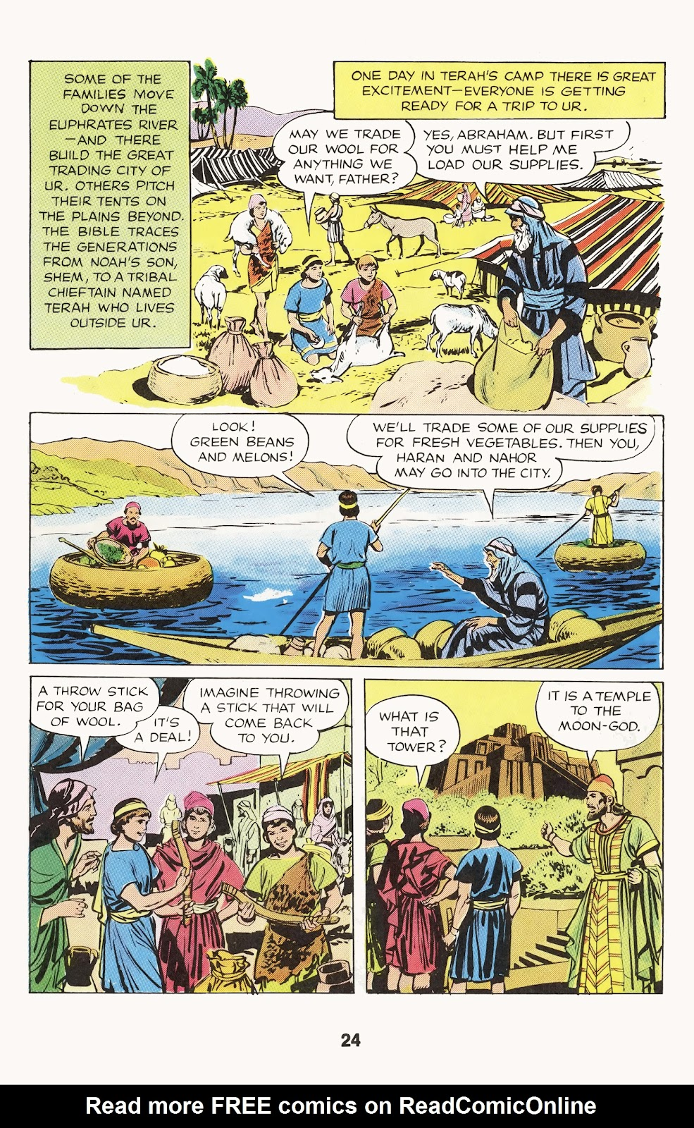 The Picture Bible issue TPB (Part 1) - Page 26
