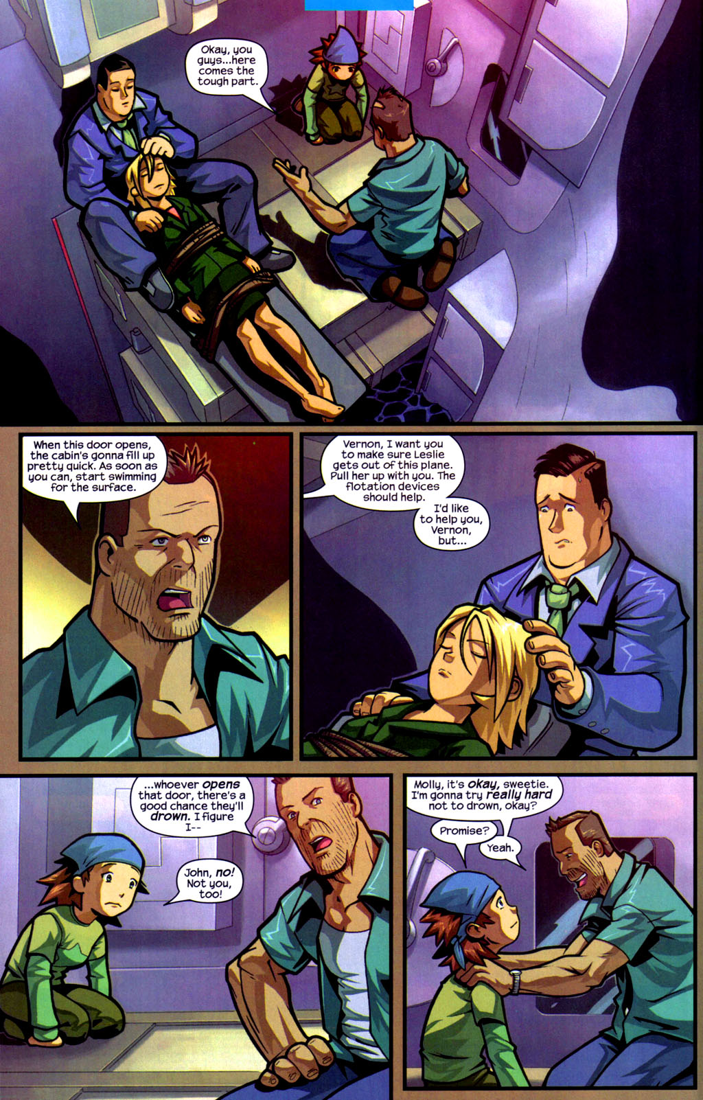 Read online Sentinel comic -  Issue #9 - 3