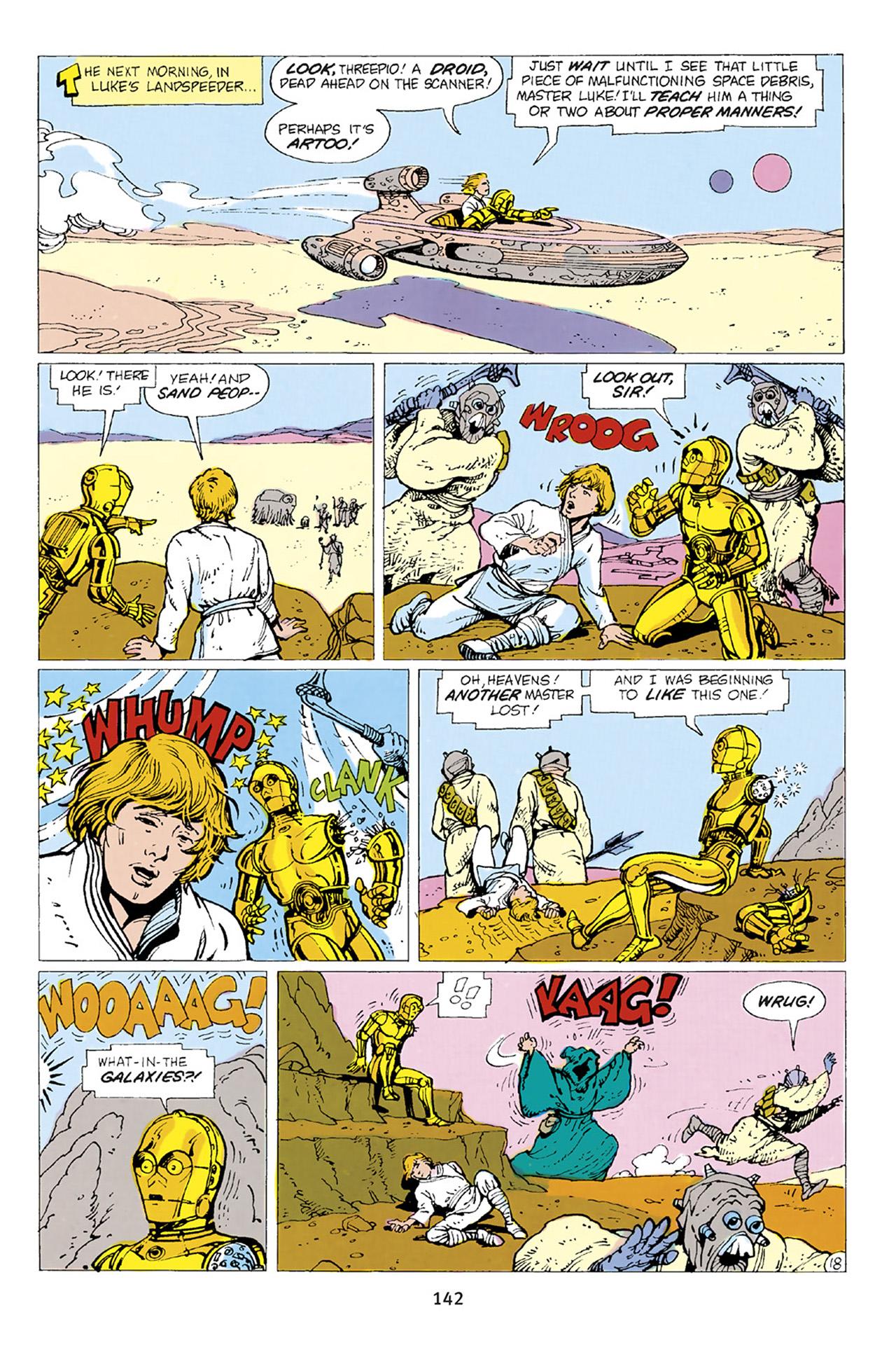 Read online Star Wars Omnibus comic -  Issue # Vol. 23 - 141