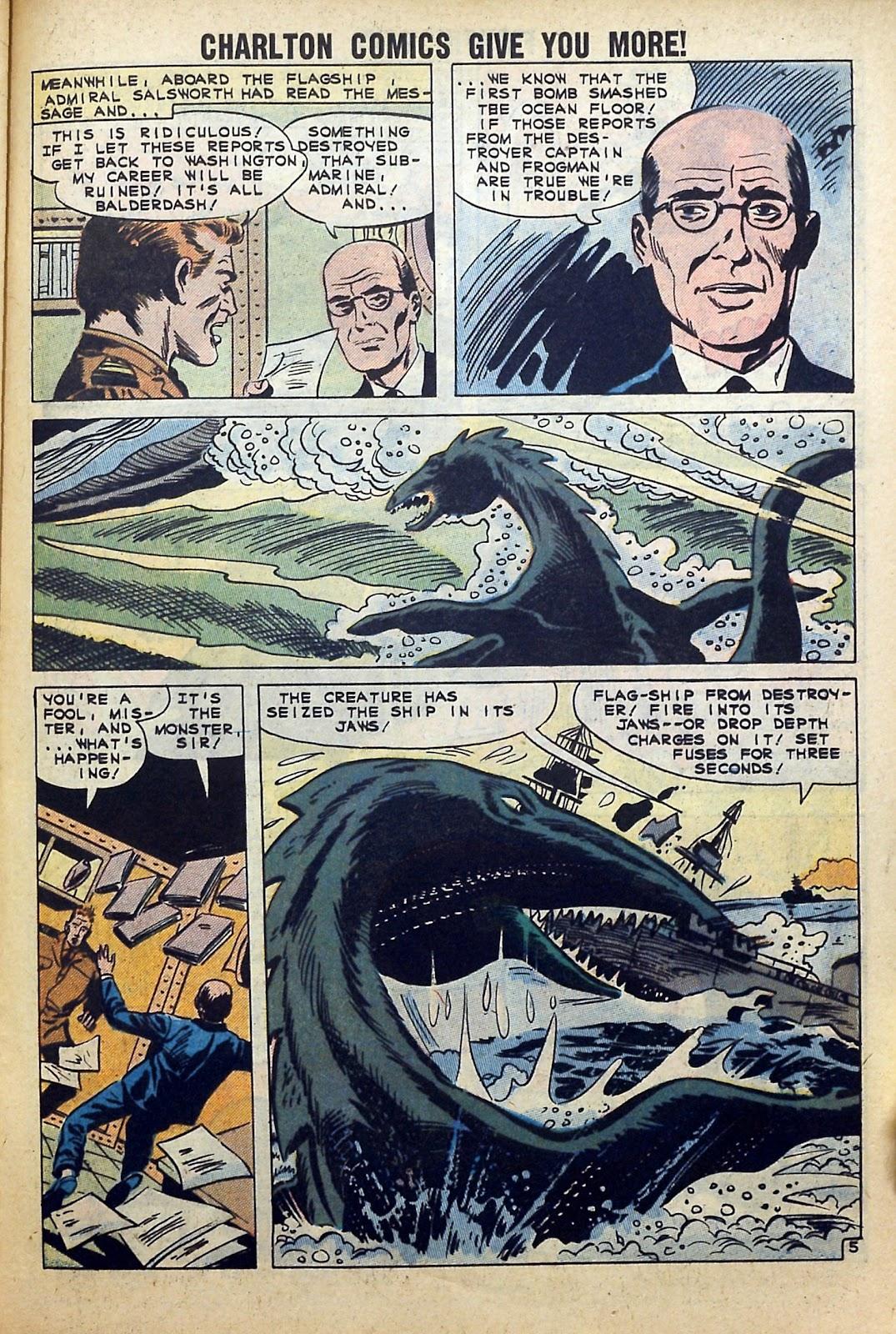 Read online Fightin' Navy comic -  Issue #99 - 29
