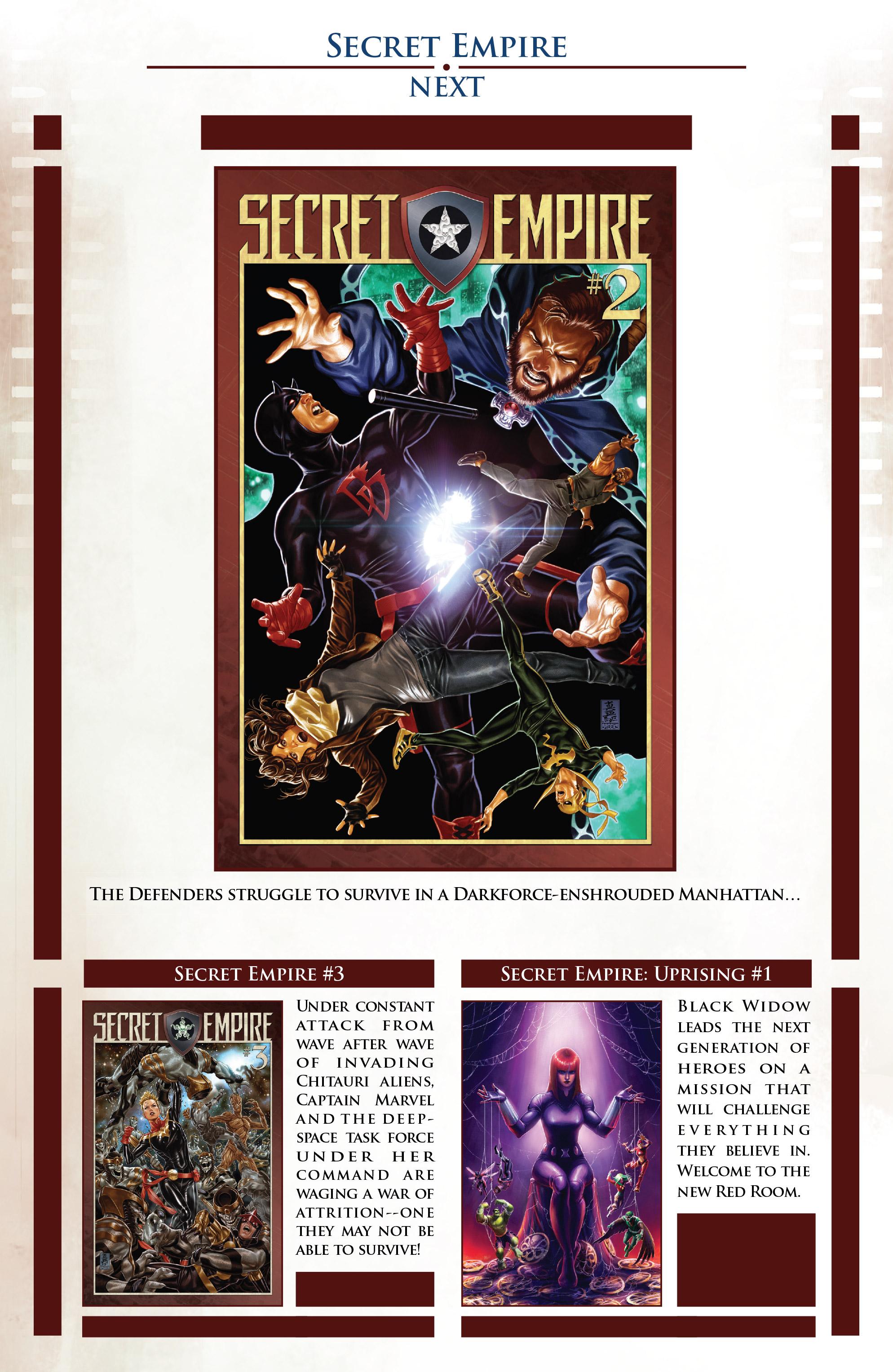 Read online Secret Empire comic -  Issue #1 - 44