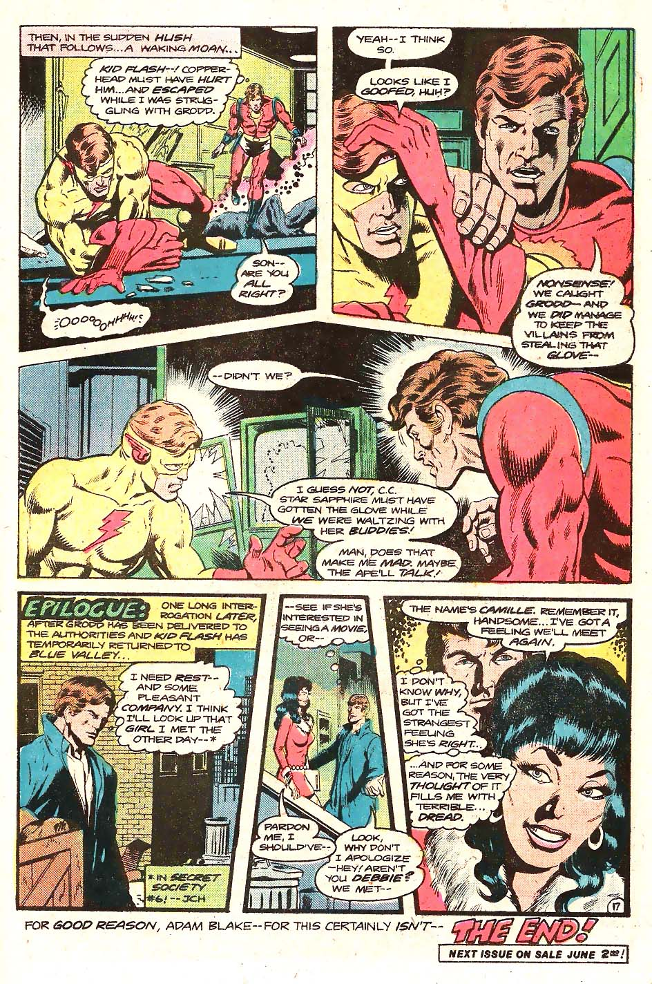 Read online Secret Society of Super-Villains comic -  Issue #8 - 18