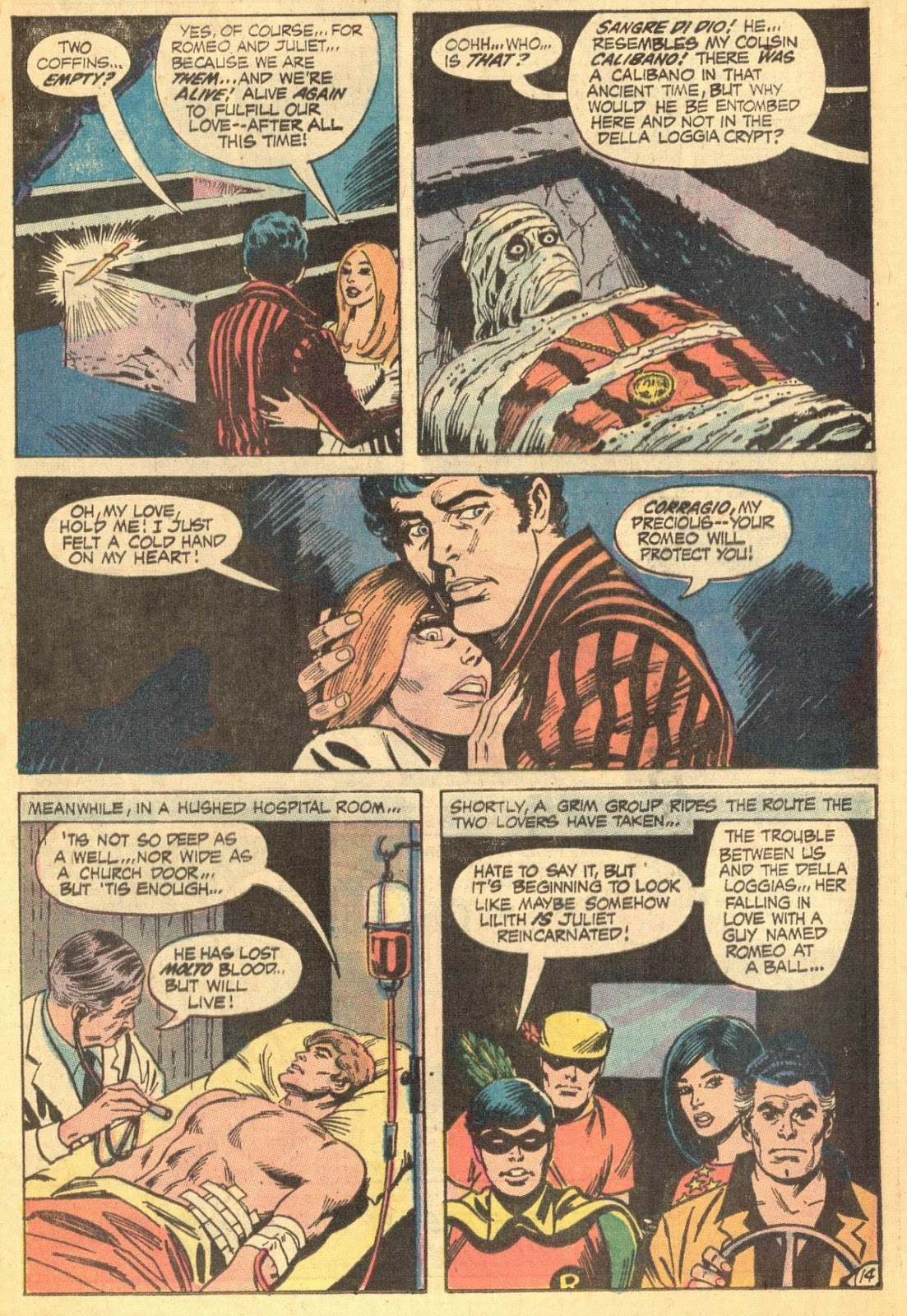 Teen Titans (1966) issue 35 - Page 17