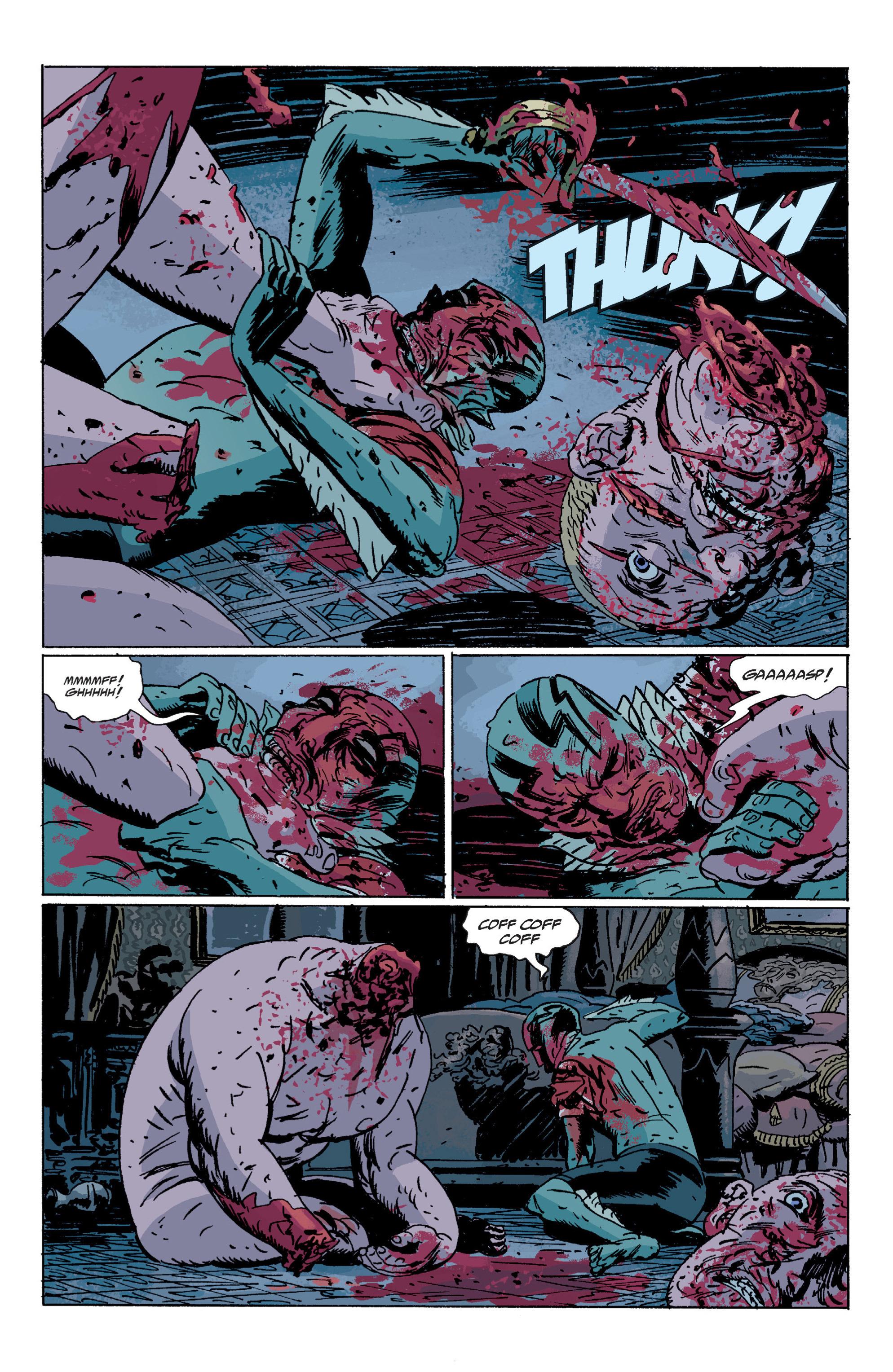 Read online B.P.R.D. (2003) comic -  Issue # TPB 7 - 135