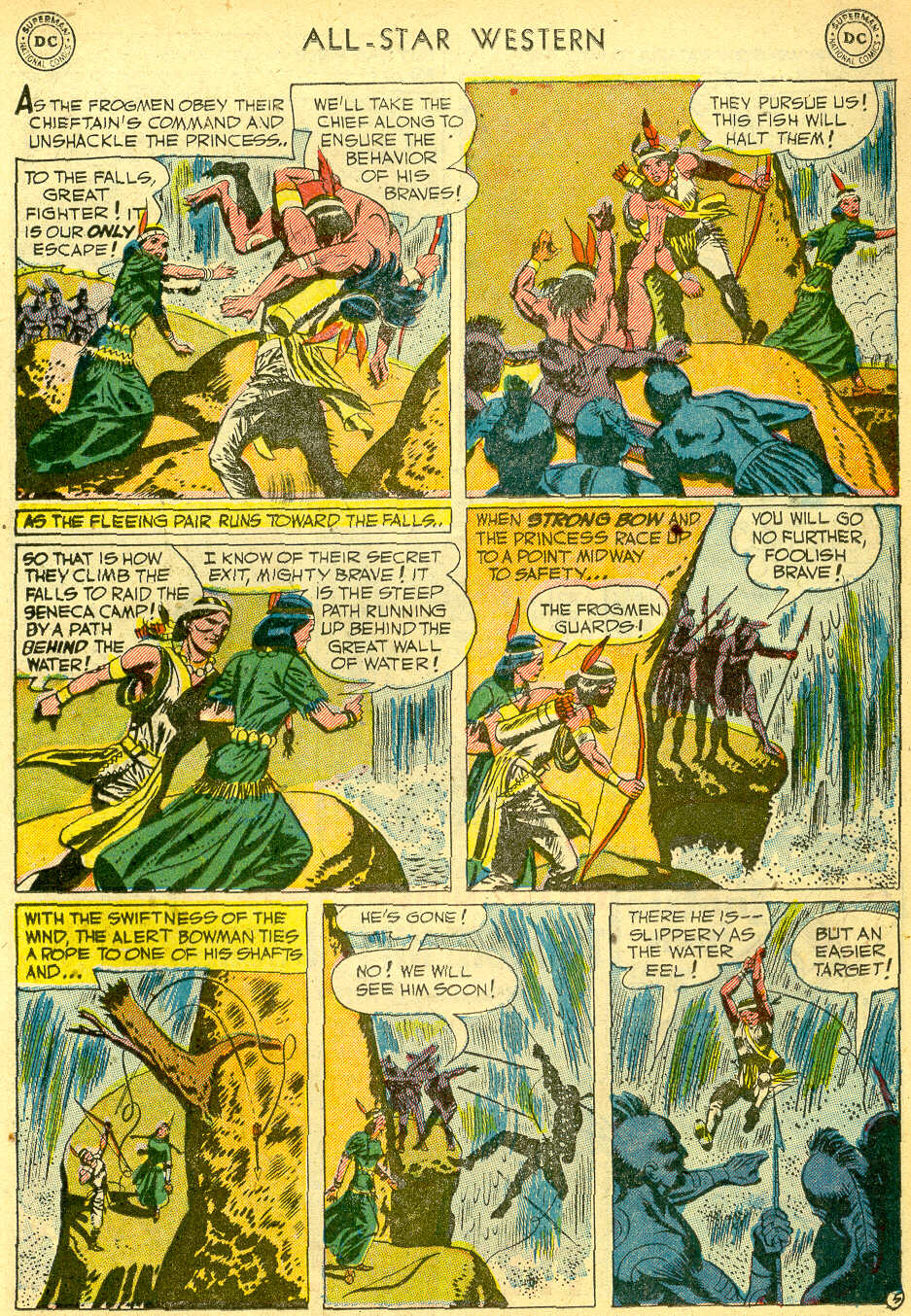 Read online All-Star Western (1951) comic -  Issue #68 - 15
