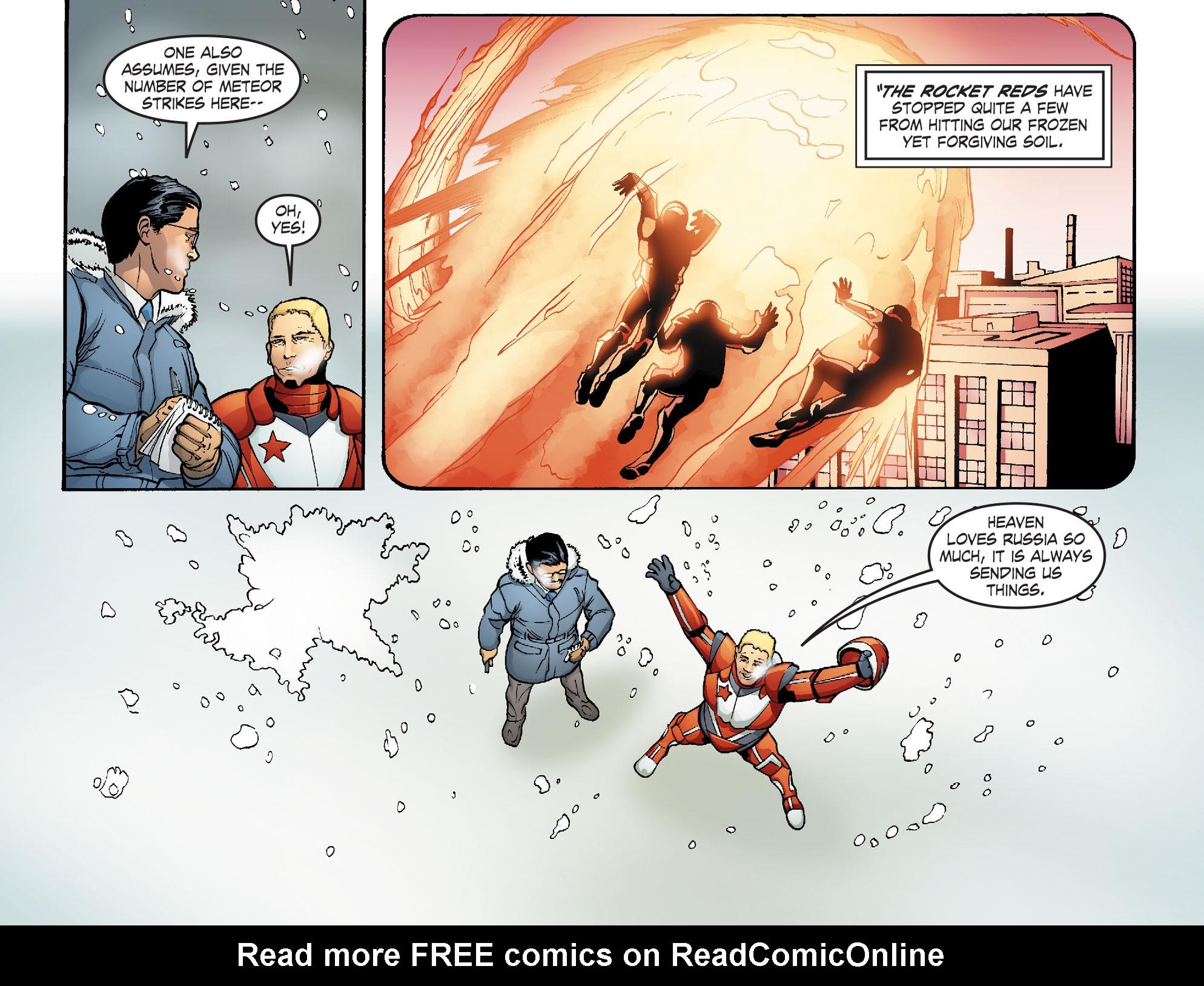Read online Smallville: Alien comic -  Issue #5 - 12