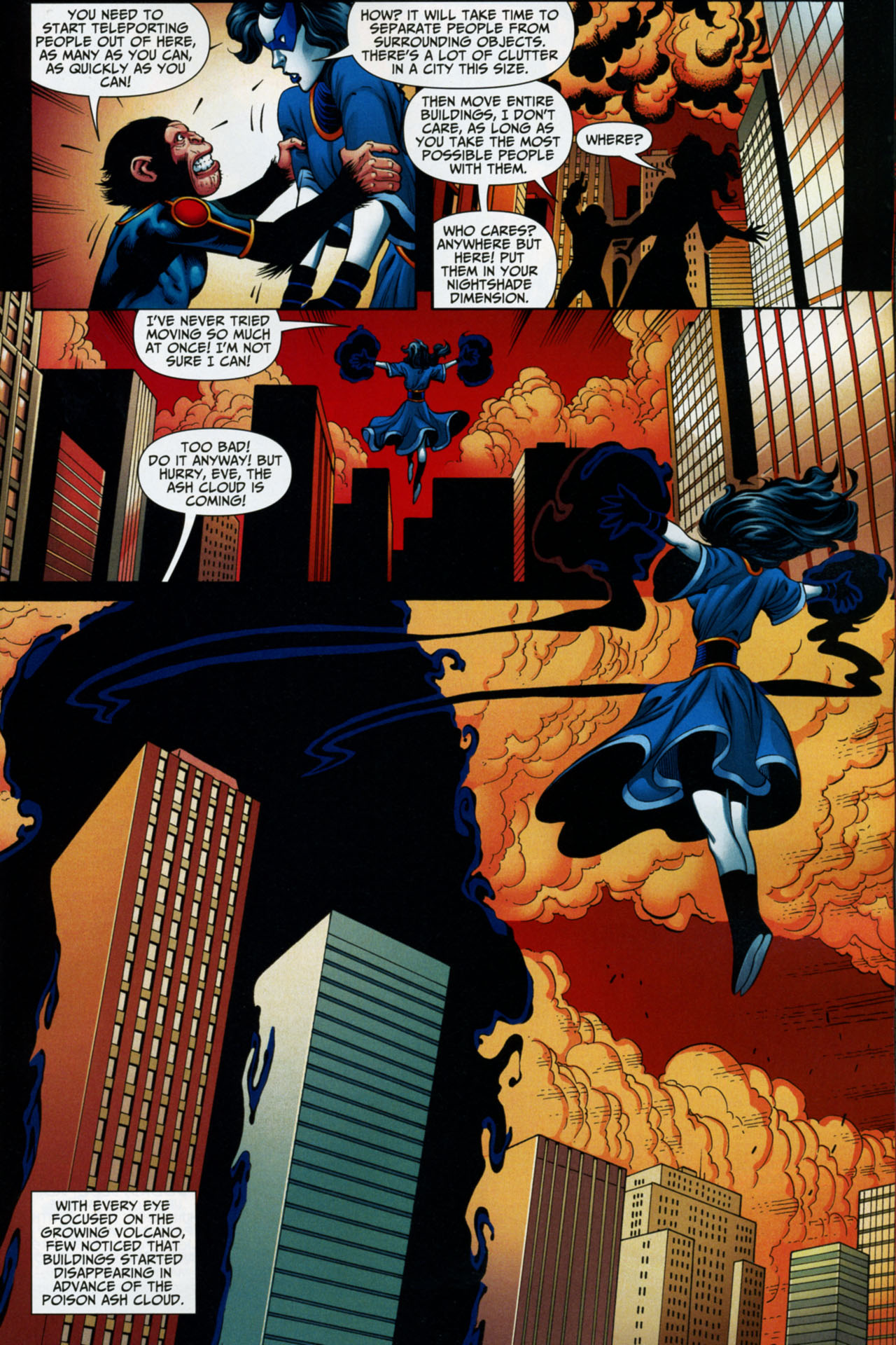 Read online Shadowpact comic -  Issue #16 - 7