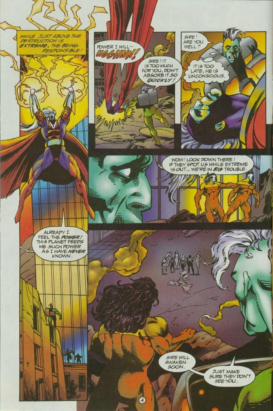 Read online Ex-Mutants comic -  Issue #12 - 5