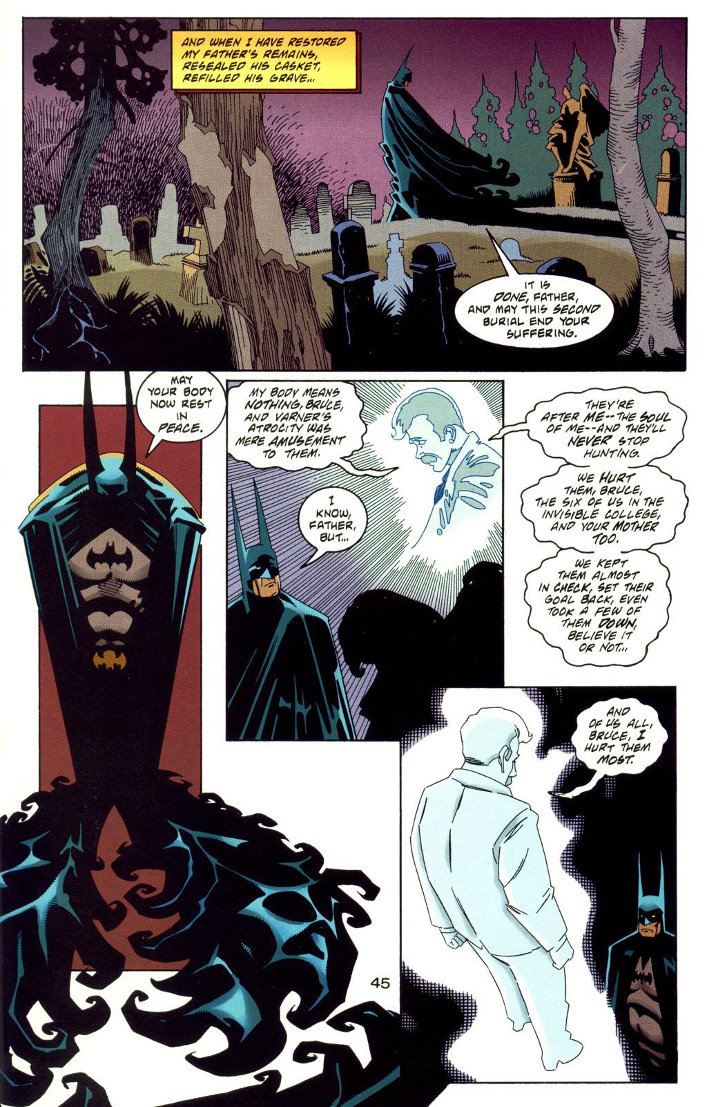 Read online Batman: Haunted Gotham comic -  Issue #2 - 47