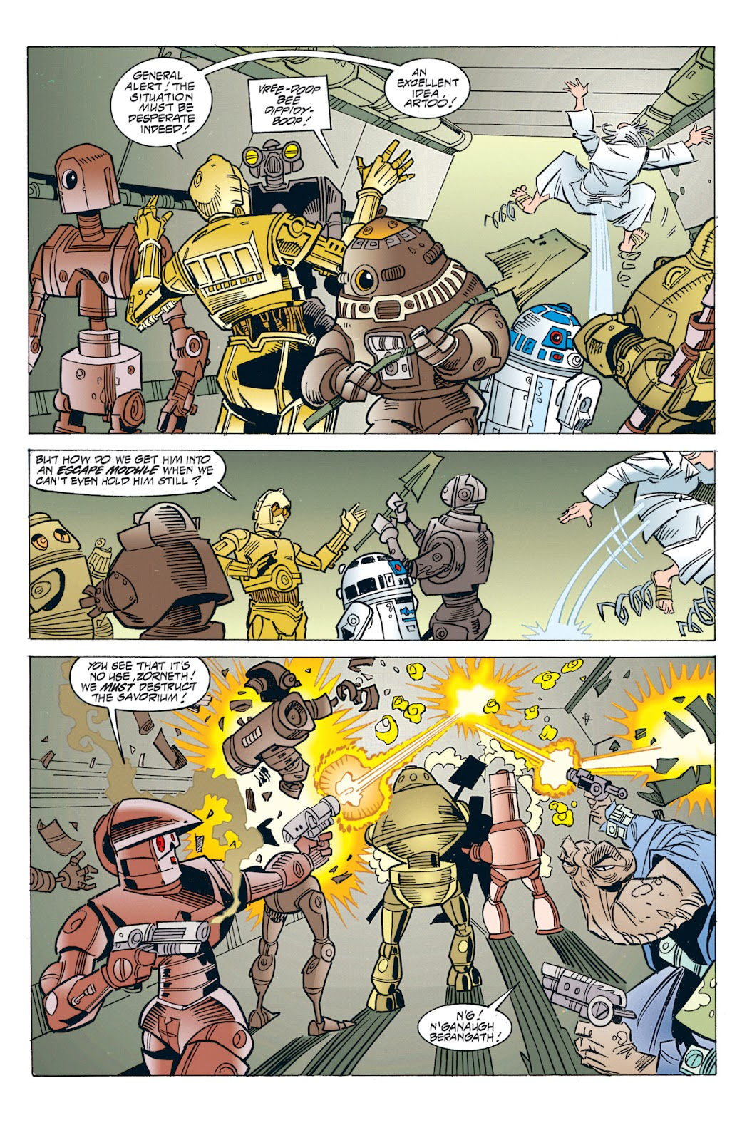 Read online Star Wars Legends Epic Collection: The Empire comic -  Issue # TPB 5 (Part 4) - 80