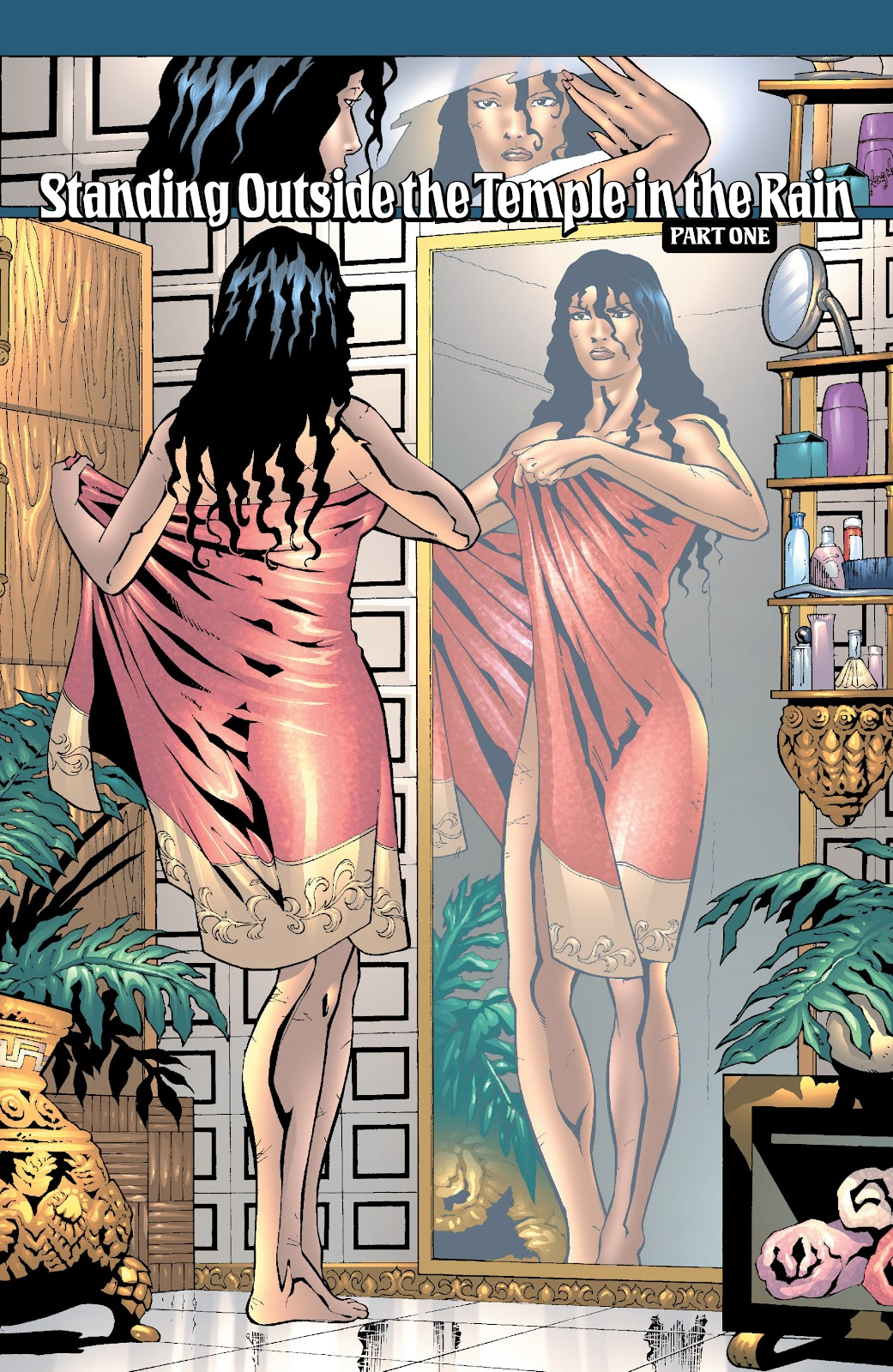 Read online Elektra (2001) comic -  Issue # _TPB Elektra by Greg Rucka Ultimate Collection (Part 3) - 27