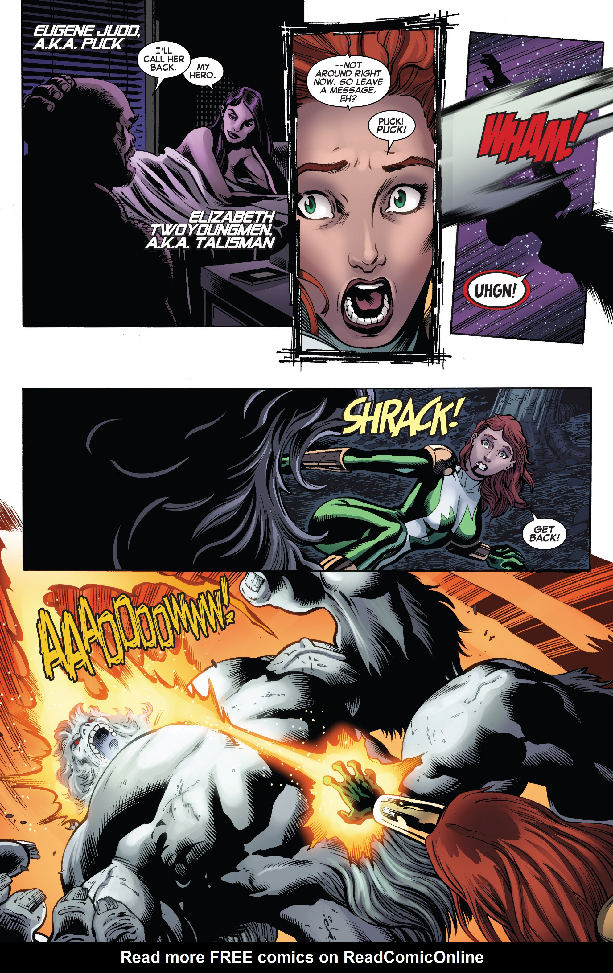 Read online Amazing X-Men (2014) comic -  Issue #8 - 18