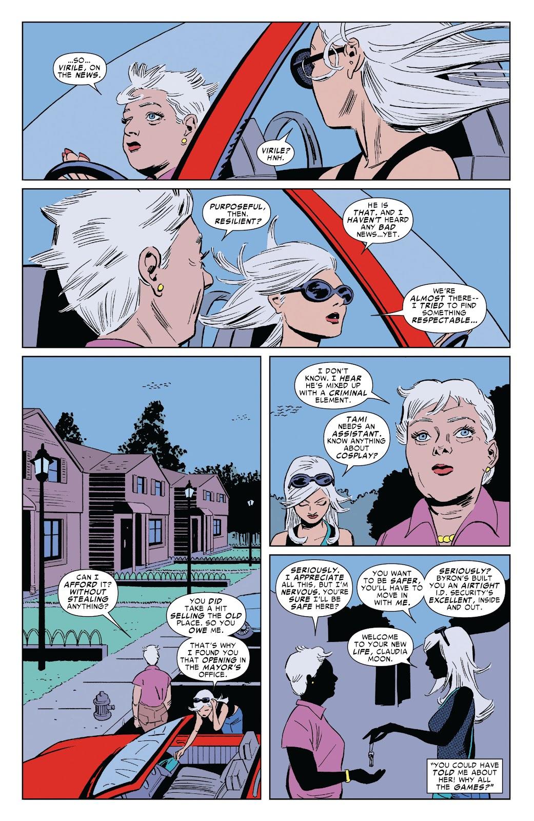 Amazing Spider-Man Presents: Black Cat Issue #4 #4 - English 18