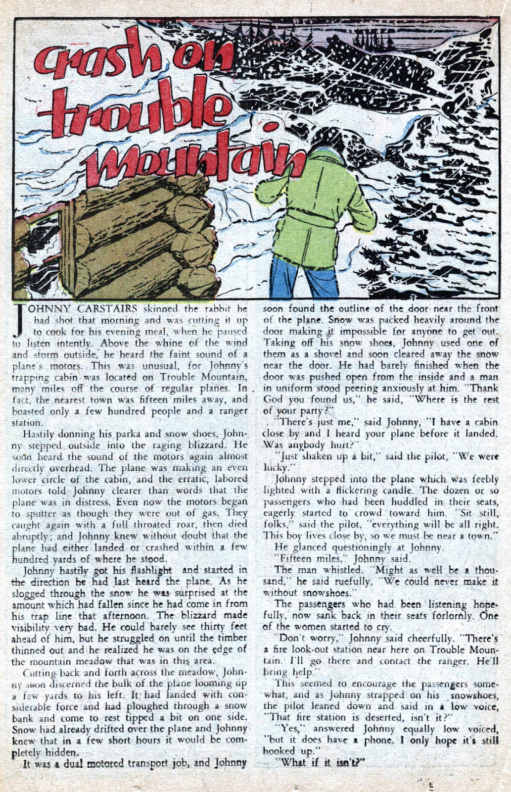 Read online Famous Funnies comic -  Issue #184 - 24