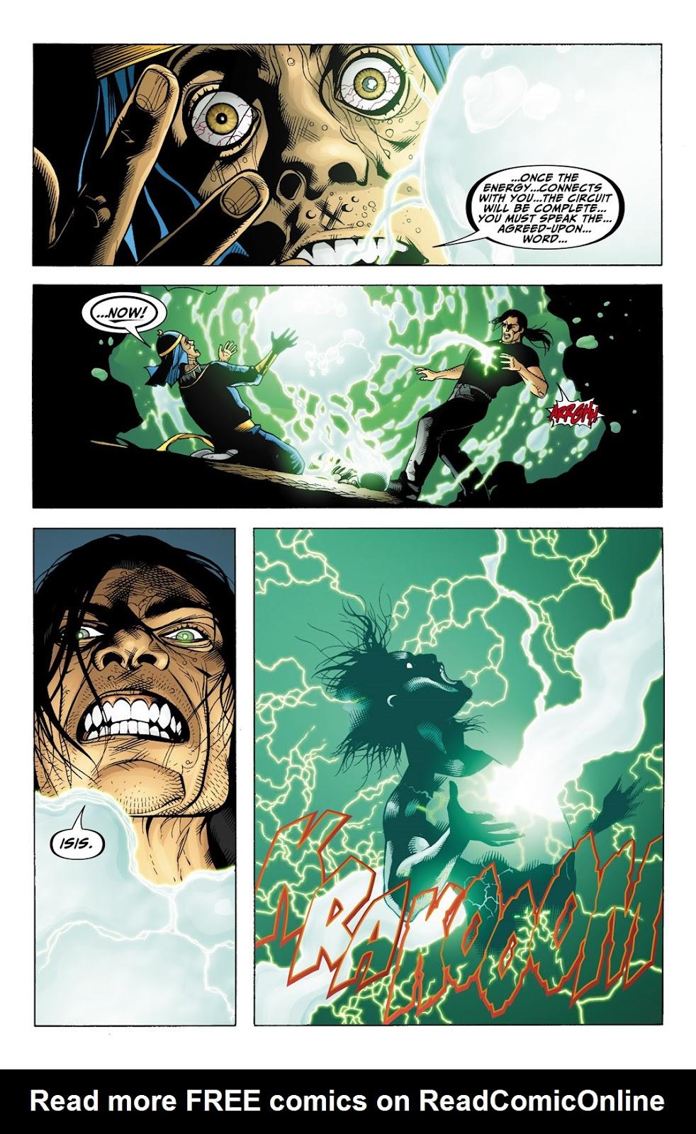 Black Adam: The Dark Age issue 2 - Page 22