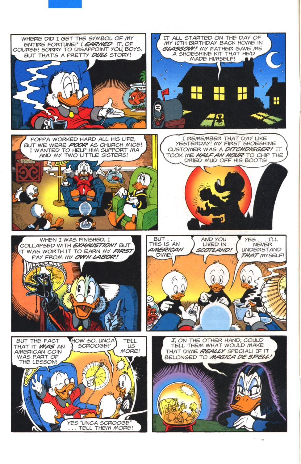 Read online Uncle Scrooge (1953) comic -  Issue #297 - 3
