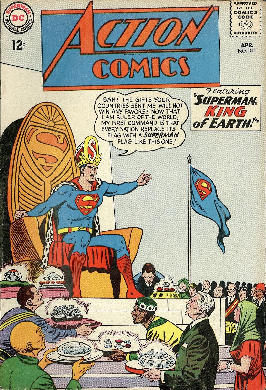 Action Comics (1938) 311 Page 1