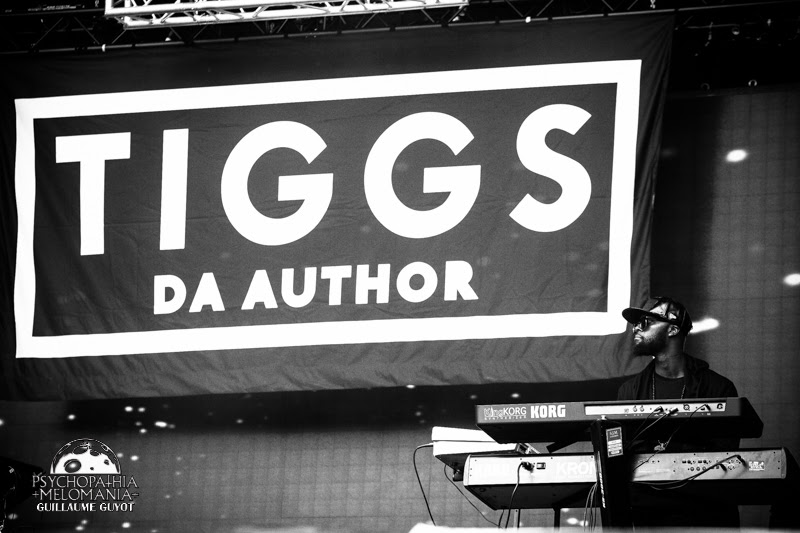 Tiggs Da Author @Main Square Festival 2016, Arras 03/07/2016