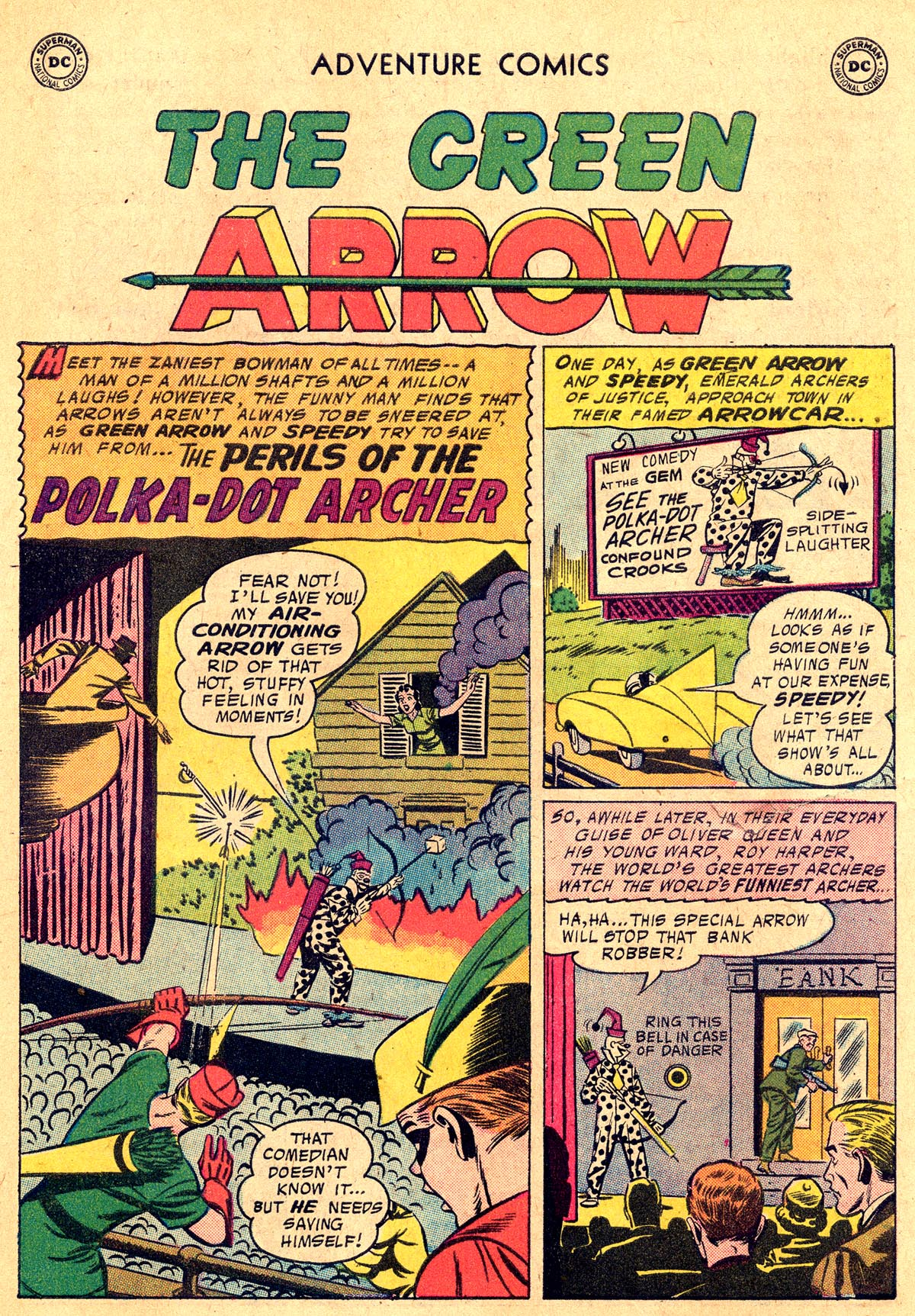 Read online Adventure Comics (1938) comic -  Issue #238 - 27