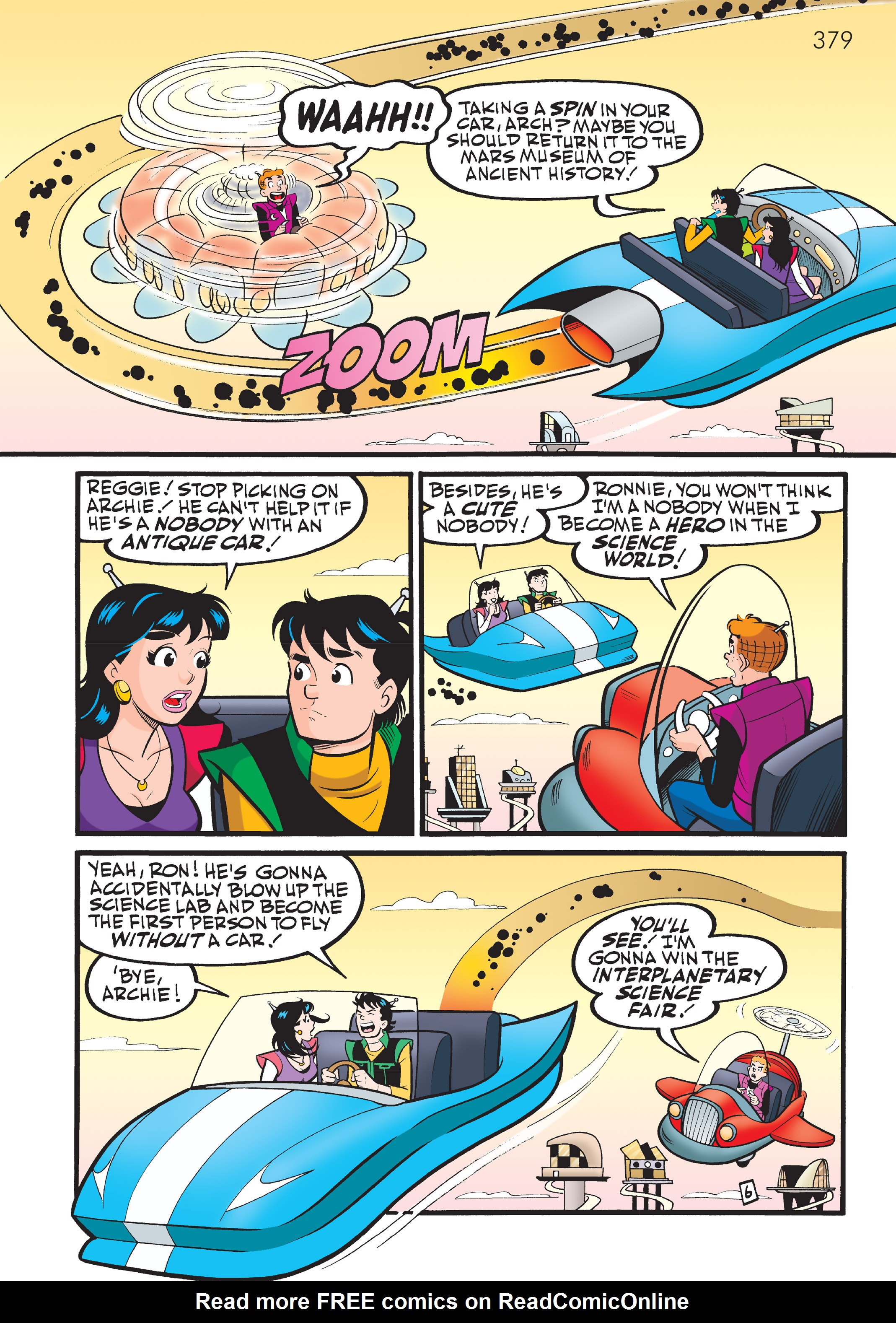 Read online The Best of Archie Comics comic -  Issue # TPB 4 (Part 2) - 169