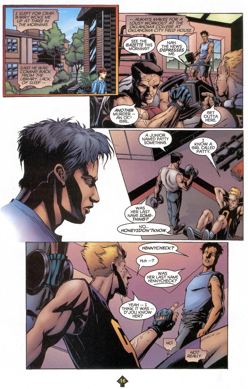 Read online Turok: Redpath comic -  Issue # Full - 15