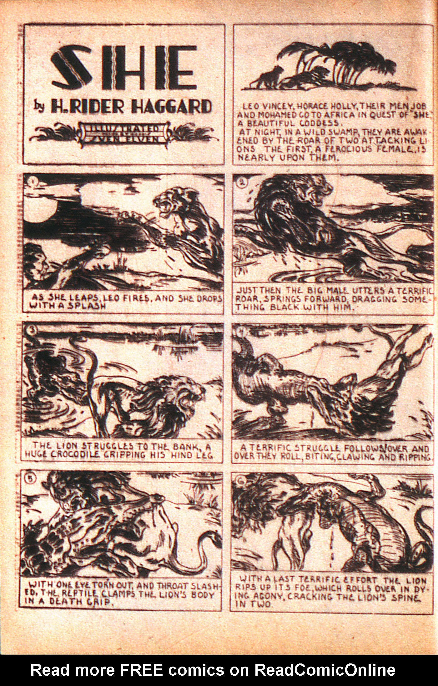 Read online Adventure Comics (1938) comic -  Issue #8 - 29
