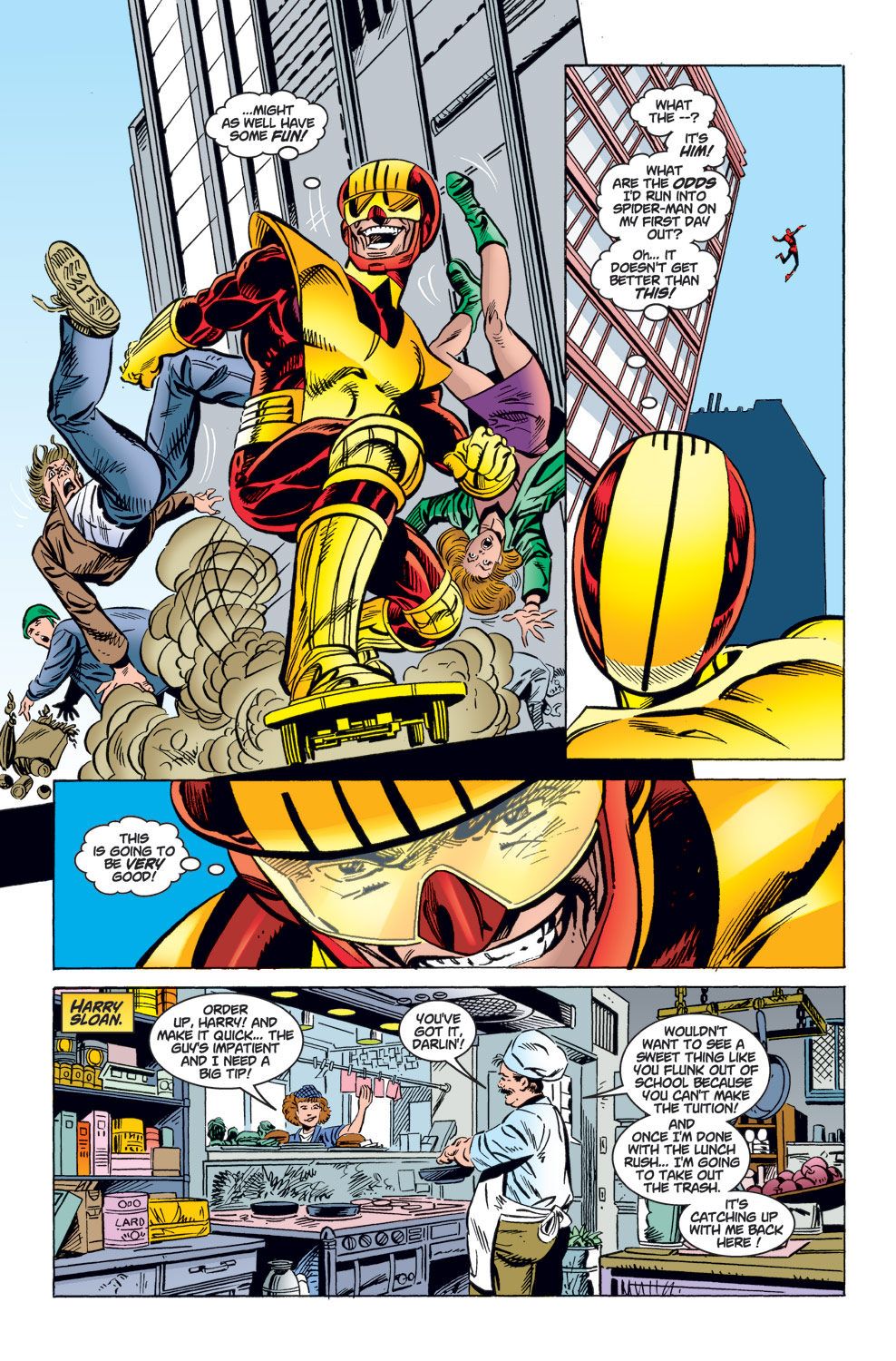 The Amazing Spider-Man (1999) 13 Page 8