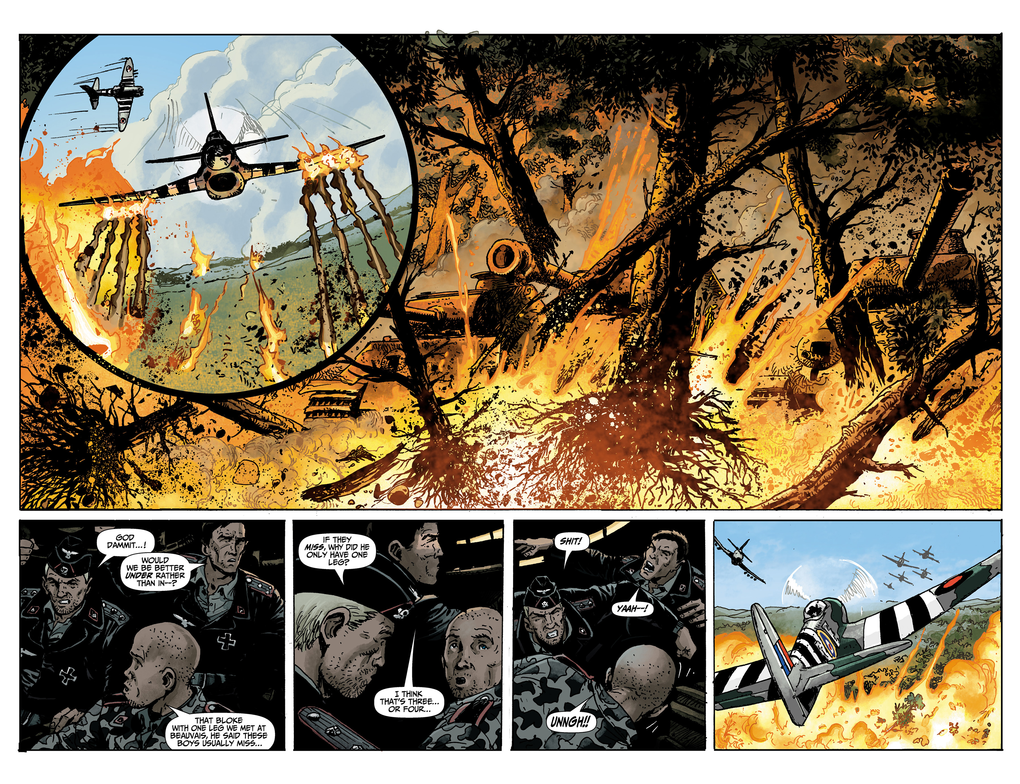 Read online World of Tanks comic -  Issue #1 - 9