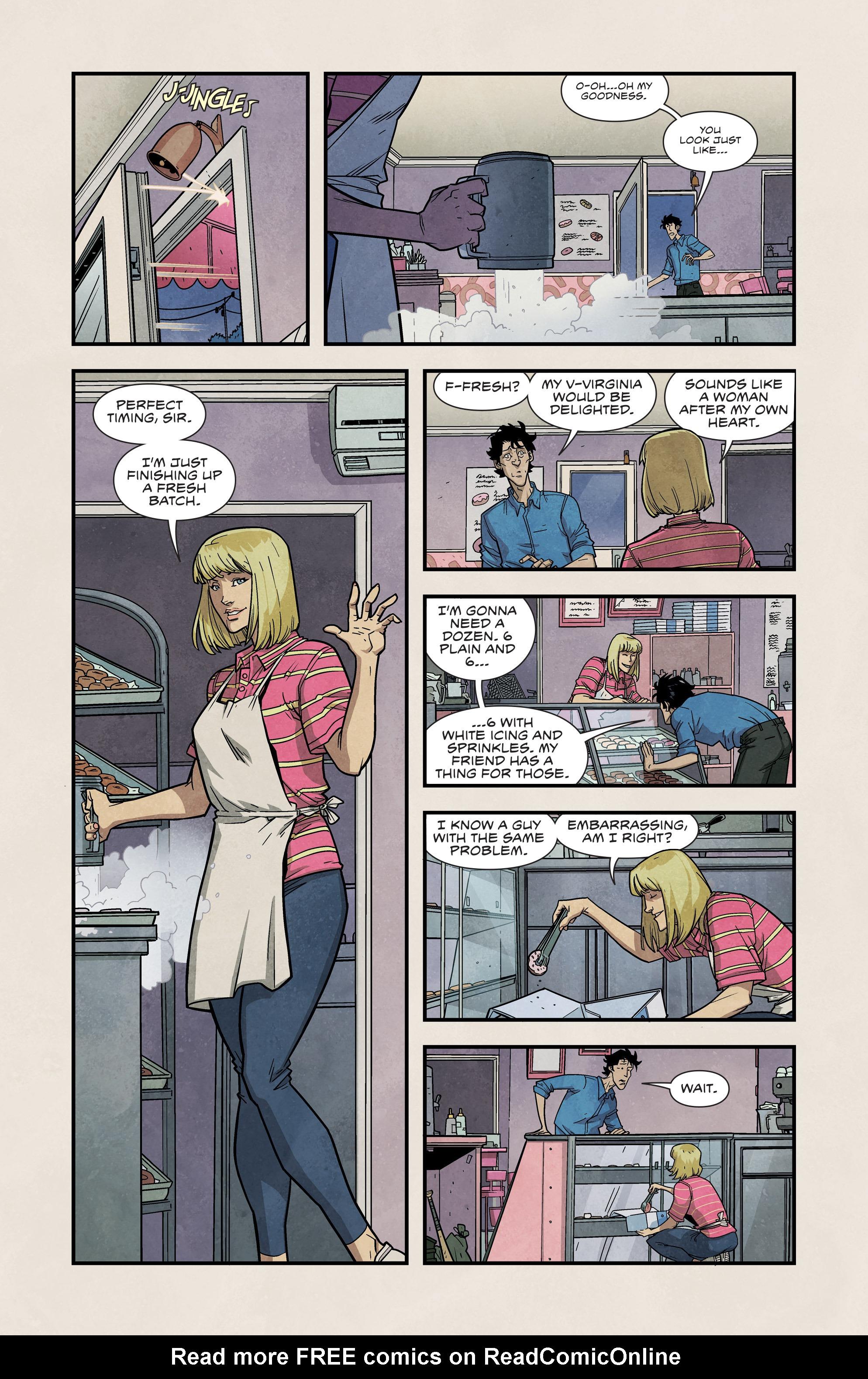 Read online Plastic comic -  Issue #2 - 17