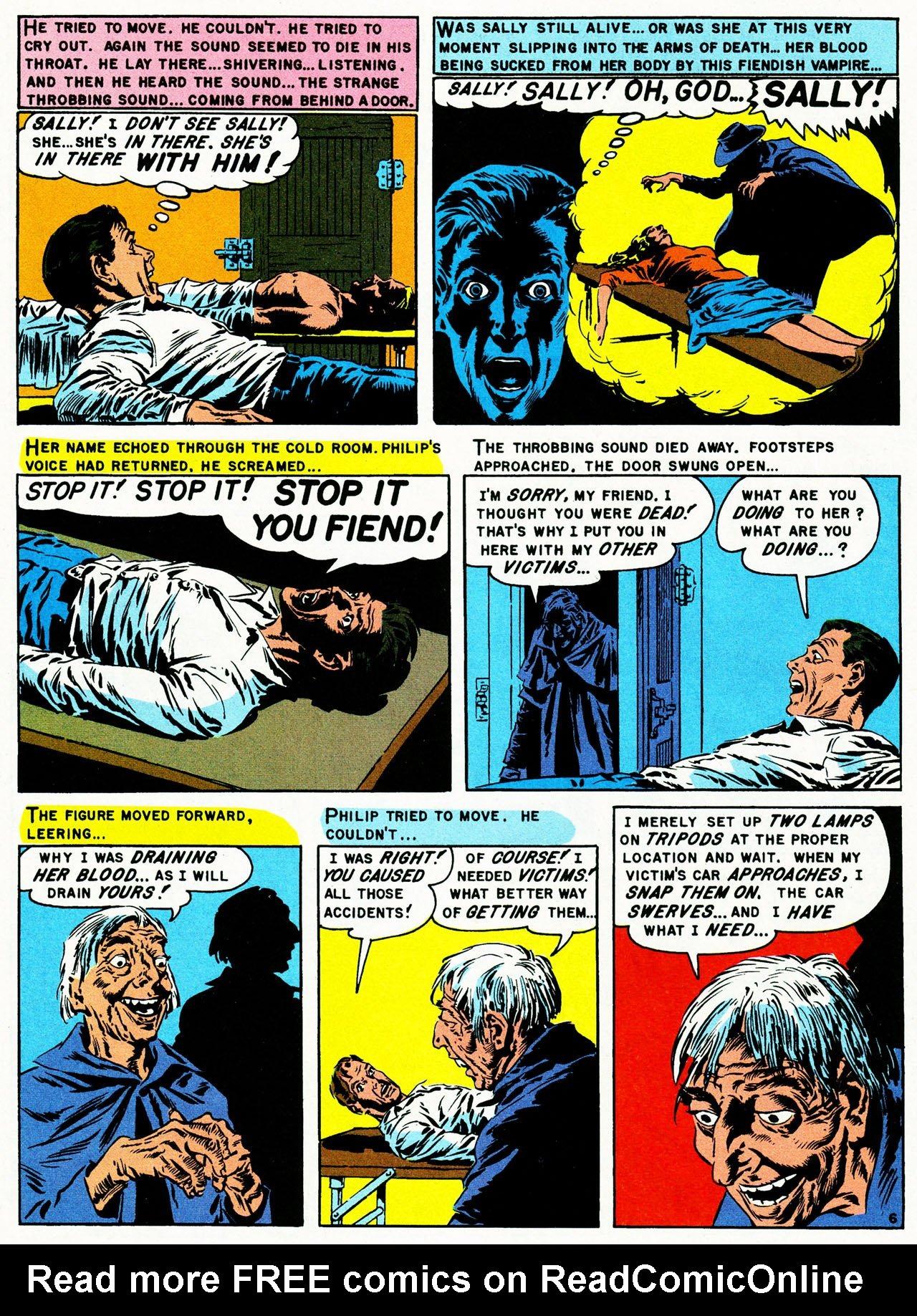 Read online Shock SuspenStories comic -  Issue #10 - 32